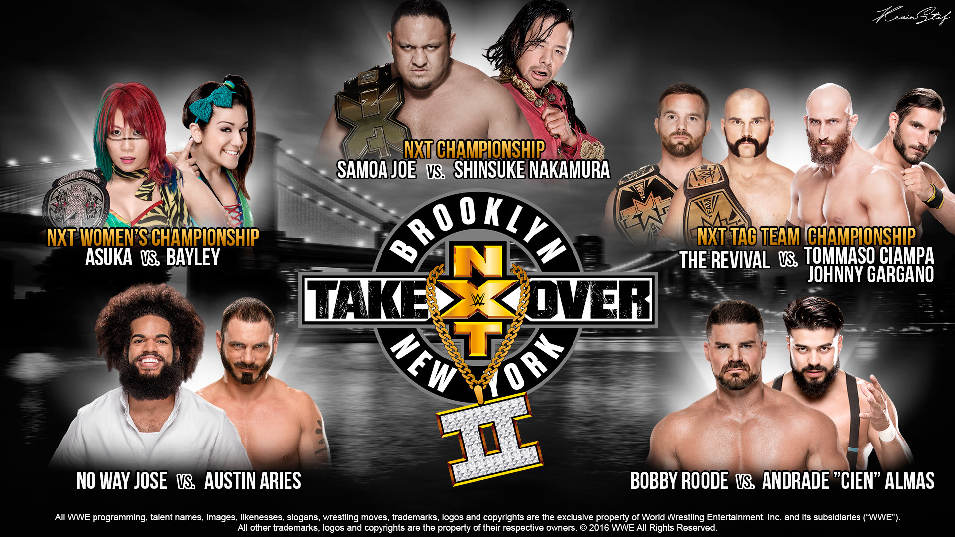 WWE Nxt Wallpapers 74 Images