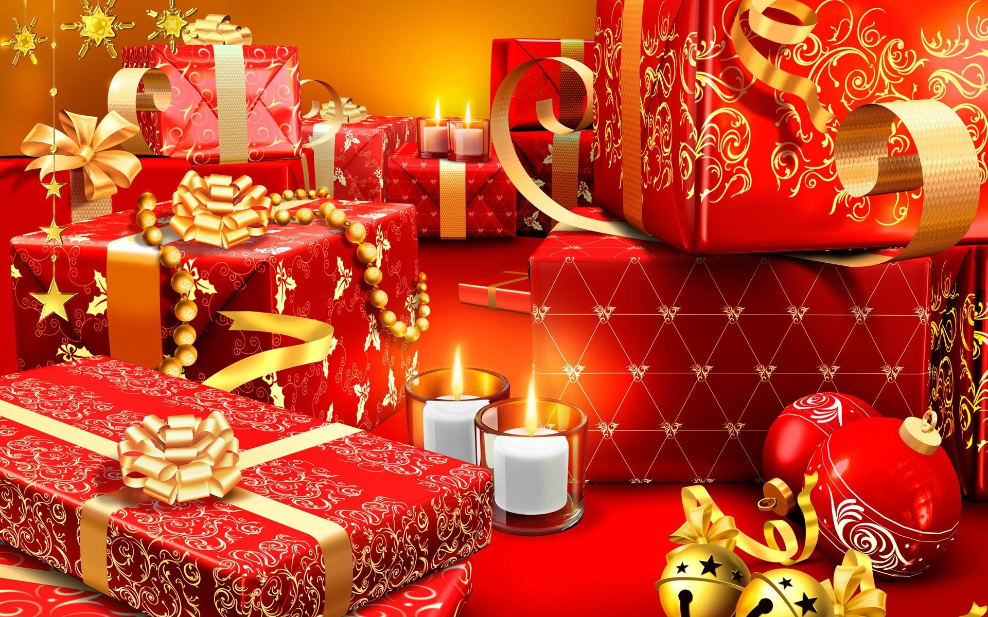 1920x1200 Christmas presents wallpapers and stock photos