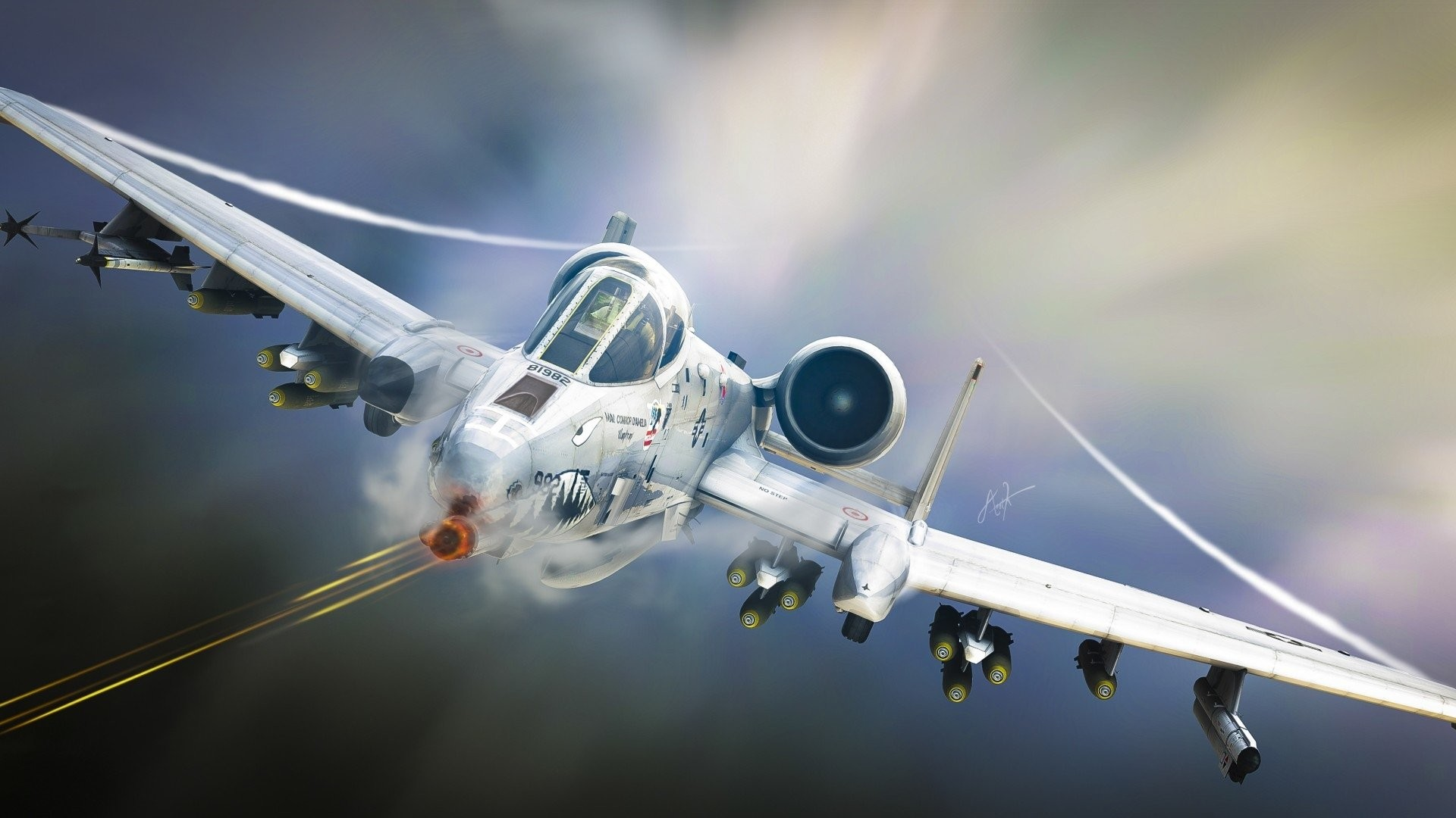 A10 Warthog Wallpaper (74+ images)