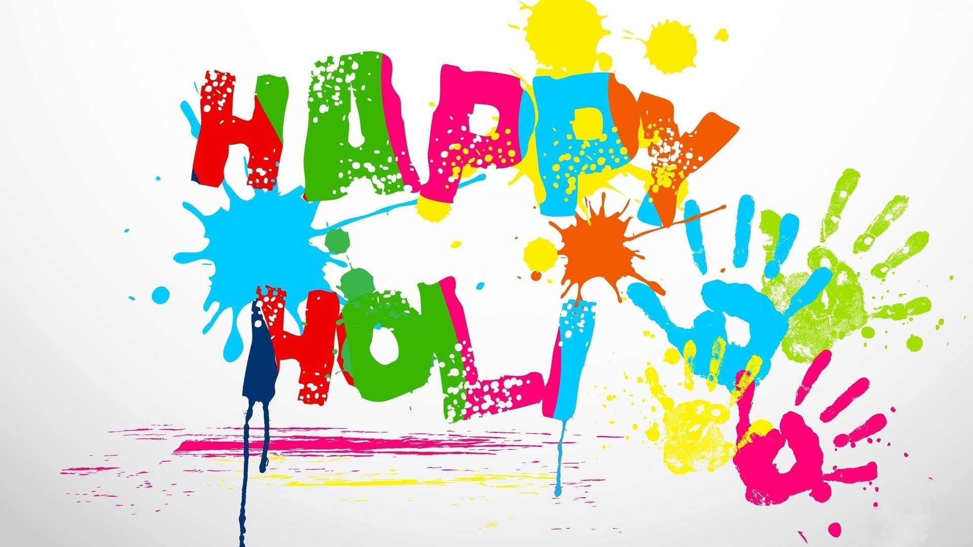 1920x1080 hd pics photos beautiful colorful happy holi color splash hd quality  desktop background wallpaper