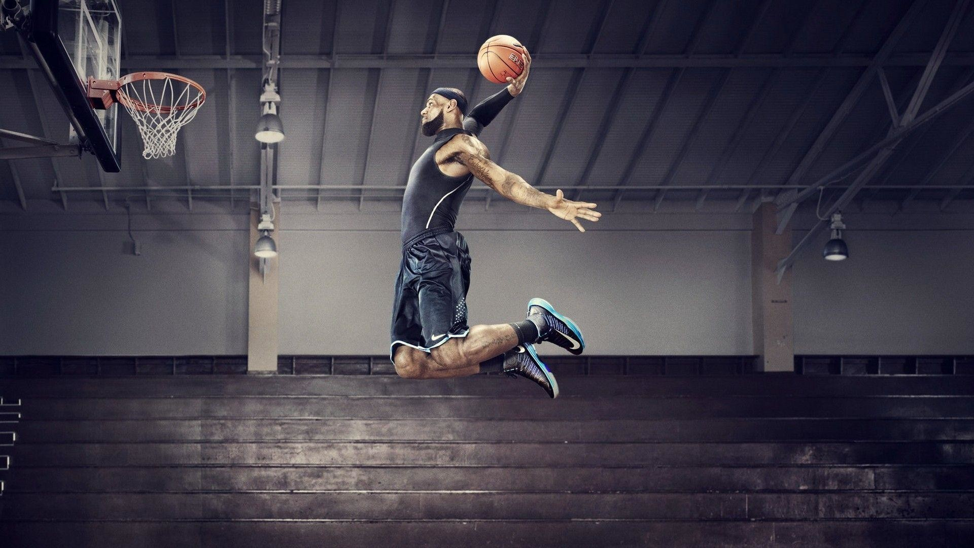 1920x1080 Lebron James Dunk 2014 Wallpaper Wide or HD | Male Celebrities .