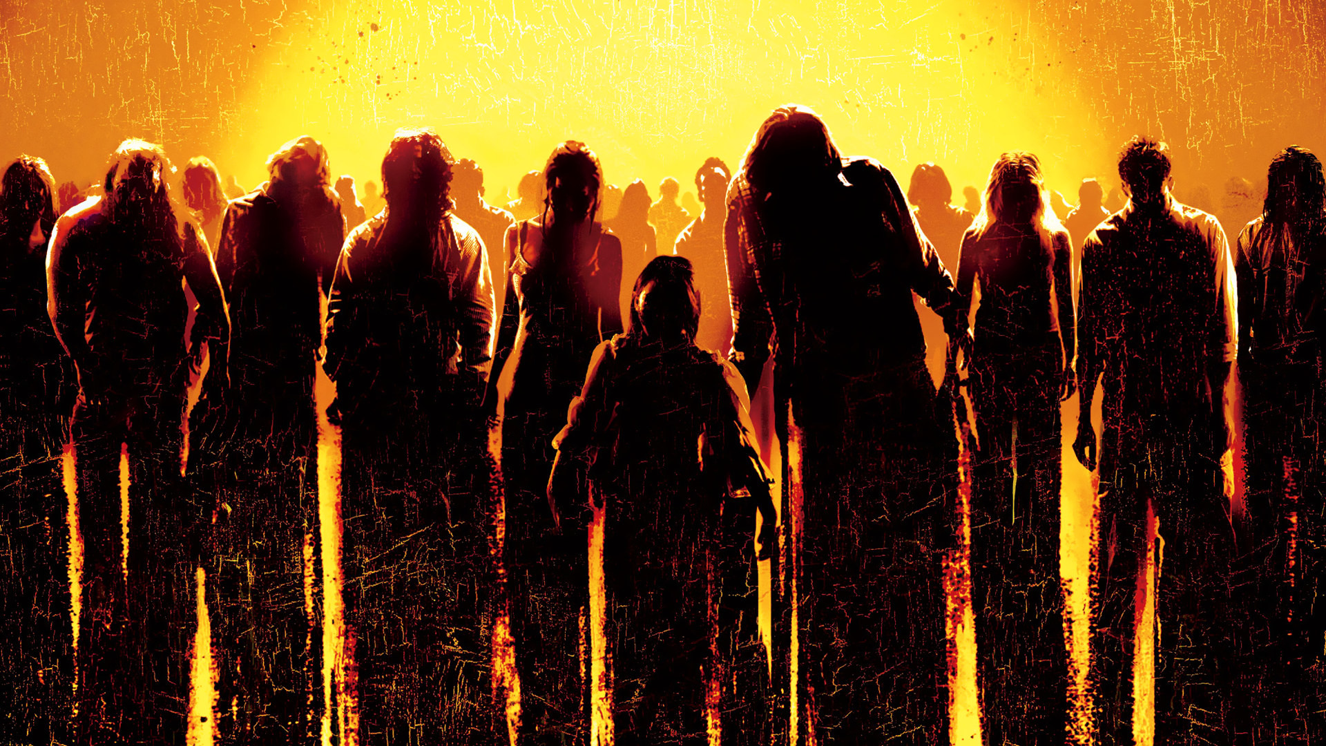 1920x1080 DAWN OF THE DEAD dark zombie wallpaper