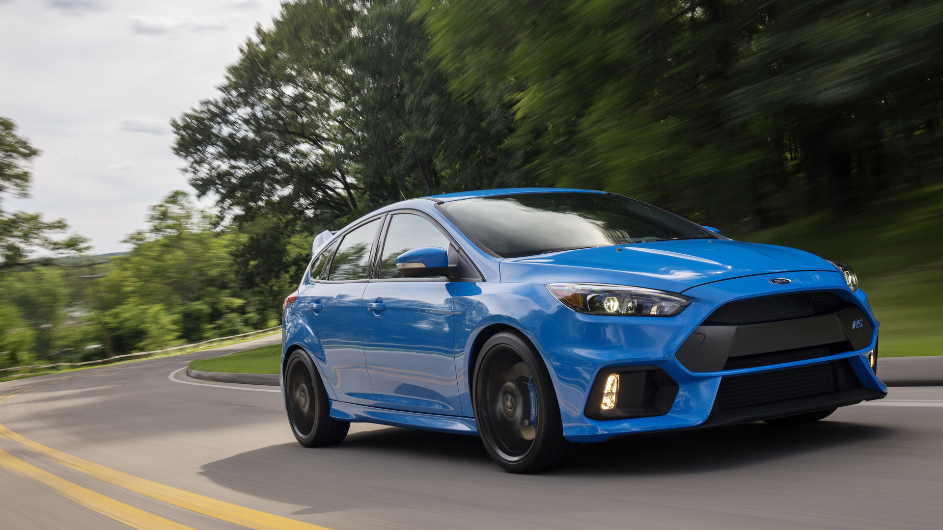 Ford Focus Rs Wallpapers (54+ images)