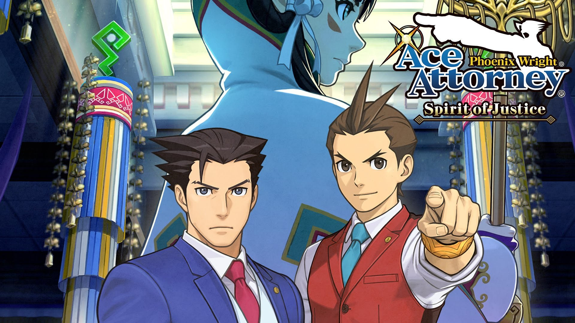 1920x1080 Phoenix Wright: Ace Attorney - Spirit of Justice Trailer