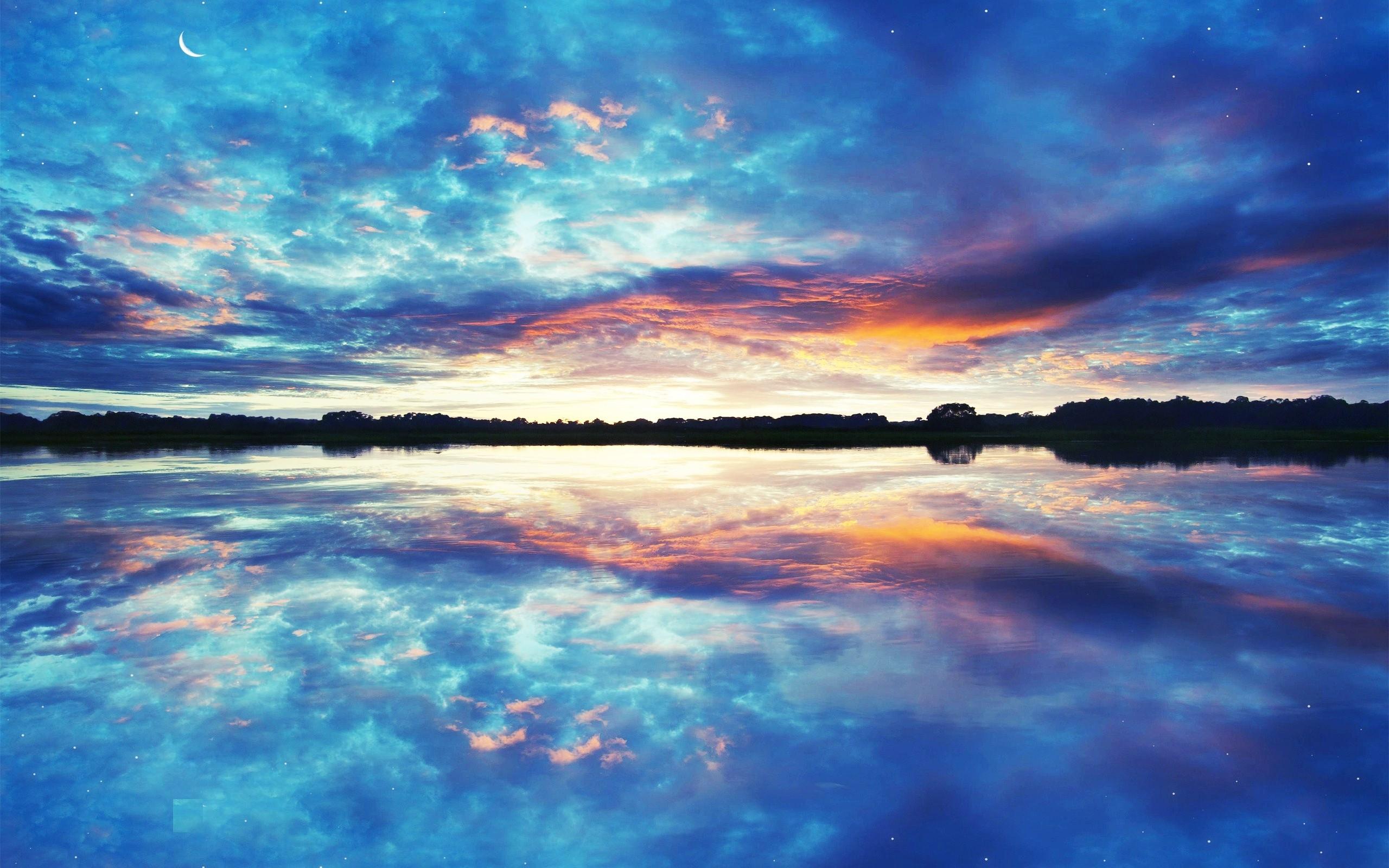 Water reflection wallpaper 67 images - Aquatic wallpaper ...