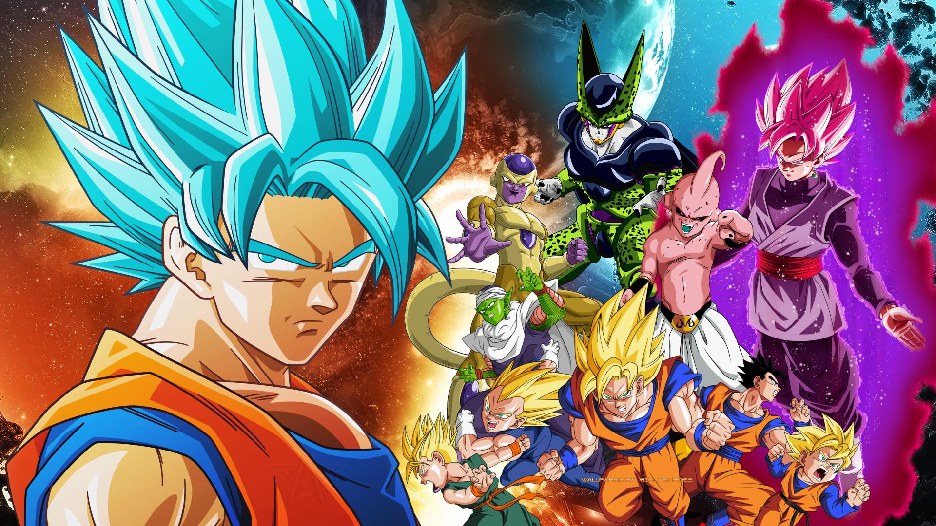 Dragon Ball Super Wallpaper HD (53+ Images