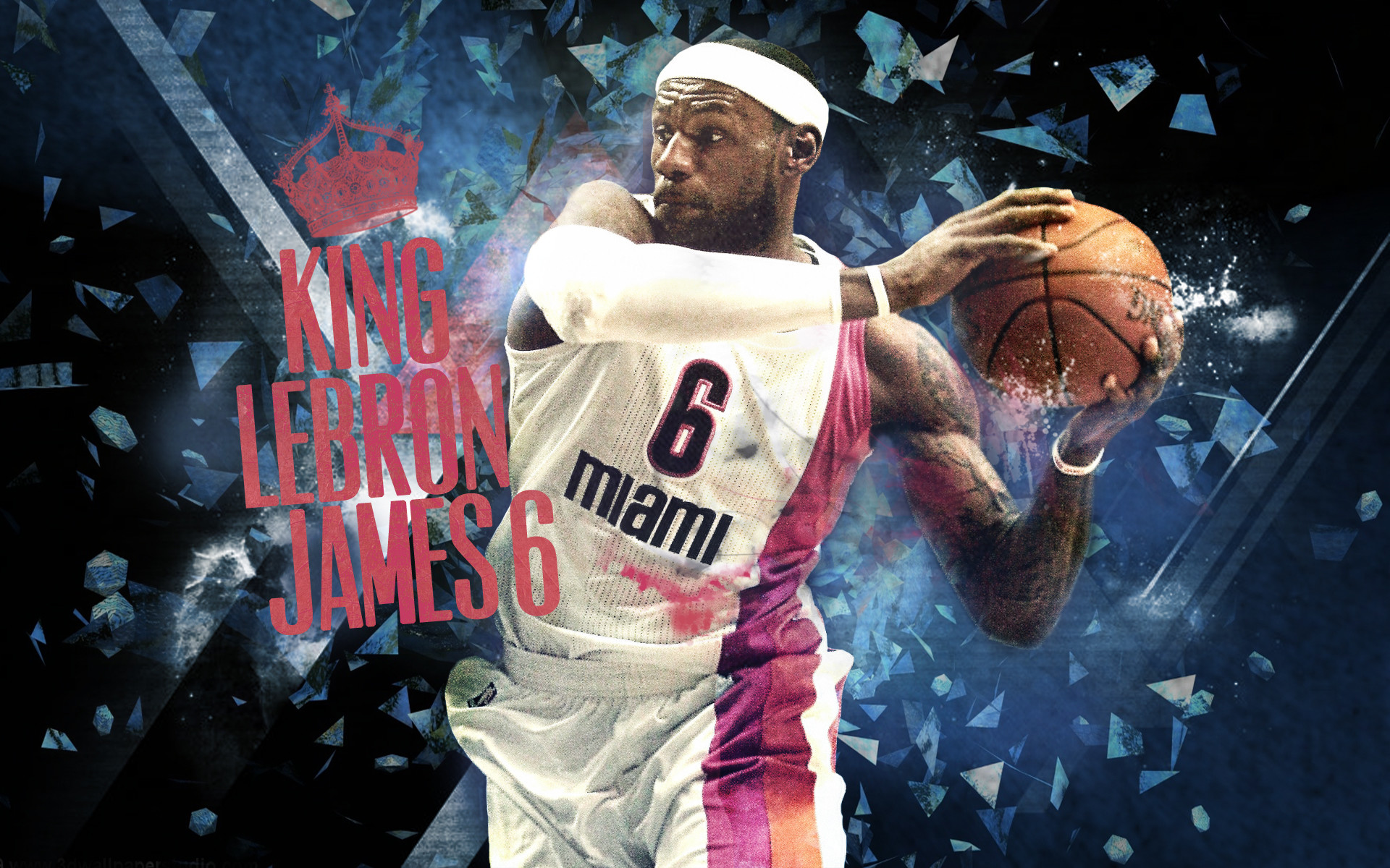 lebron james wallpapers miami heat (69+ images)