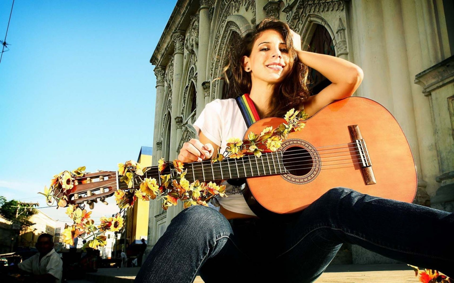 Guitar Girls Wallpaper 76 Images