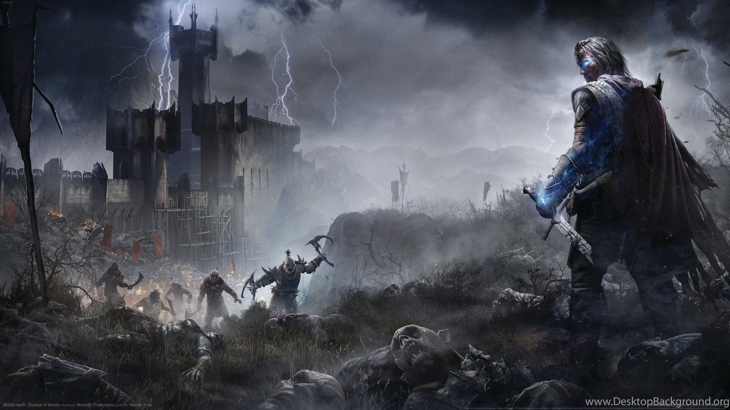 2560x1440 99 Middle earth: Shadow Of Mordor HD Wallpapers