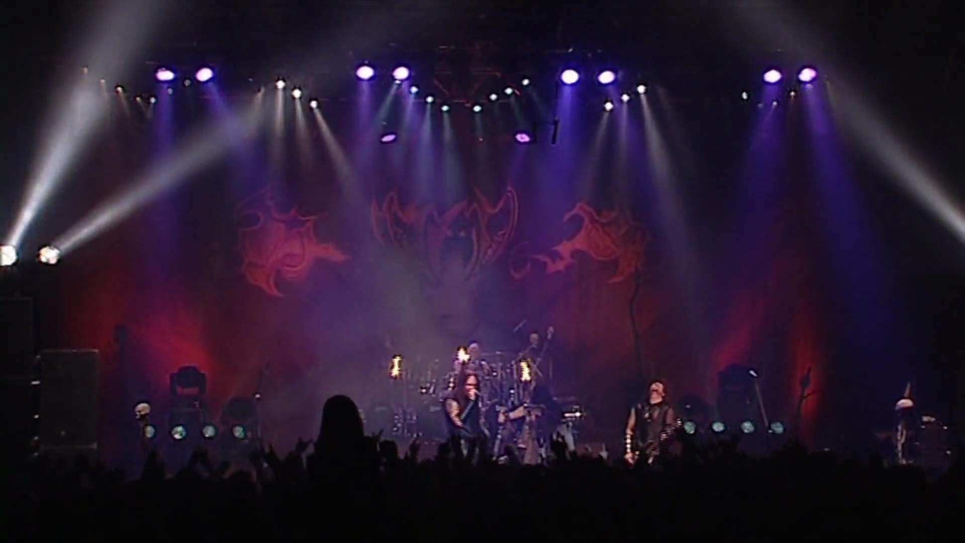 1920x1080 HammerFall - Legacy of Kings (Live at Lisebergshallen, Sweden, 2003) HD -  YouTube