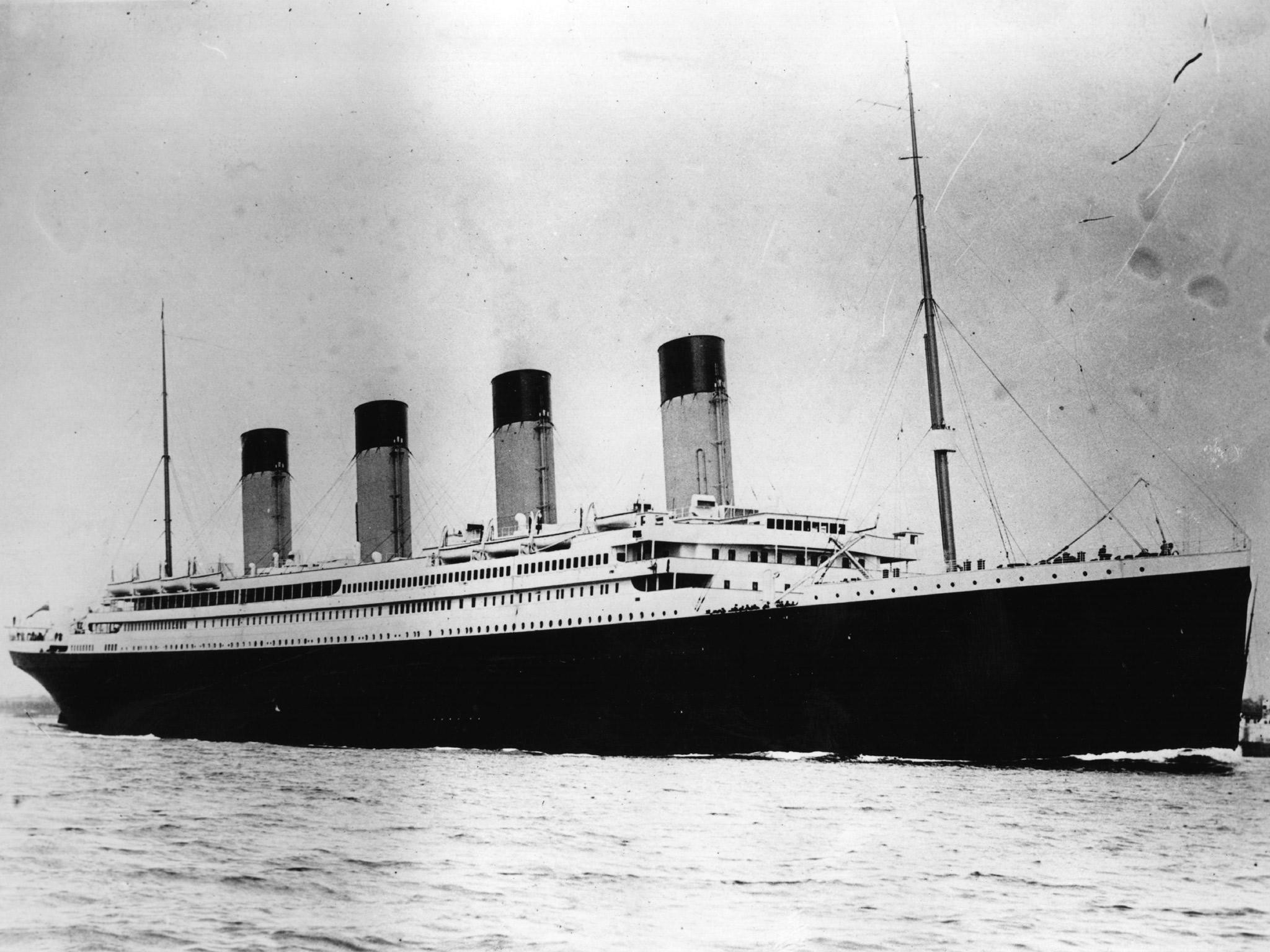 2048x1536 Titanic sank due to enormous uncontrollable fire, not iceberg, claim  experts | The Independent