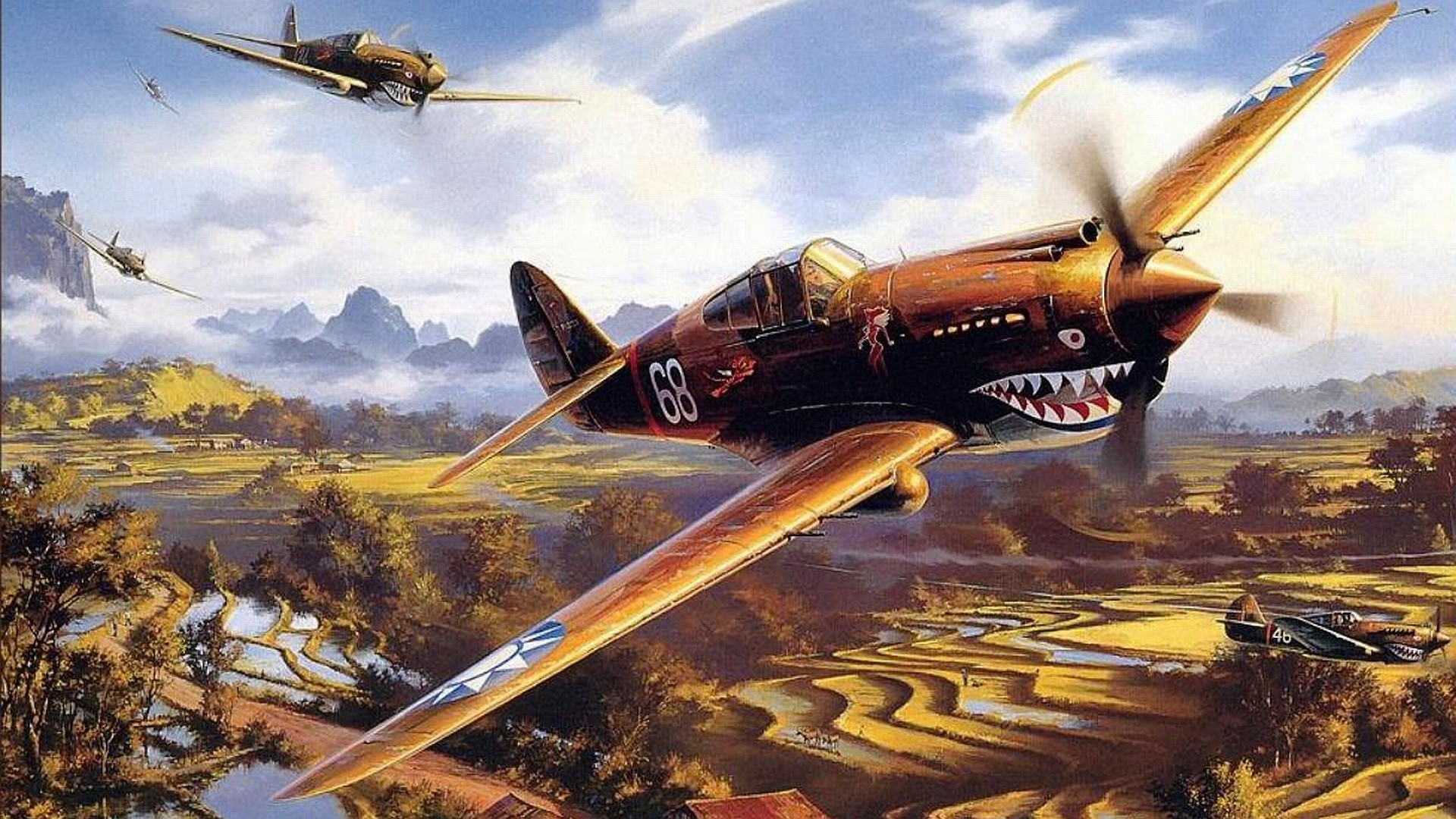 Ww2 airplane wallpaper 69 images - World war 2 desktop wallpaper ...