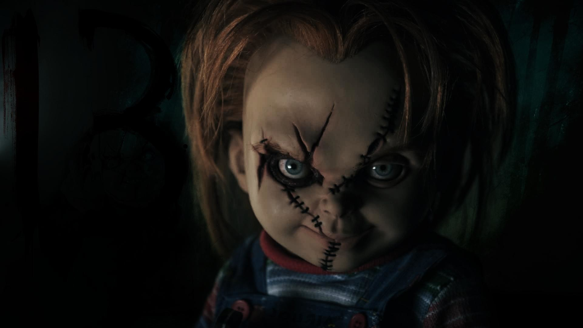1920x1080 Images For > Chucky Doll Wallpaper