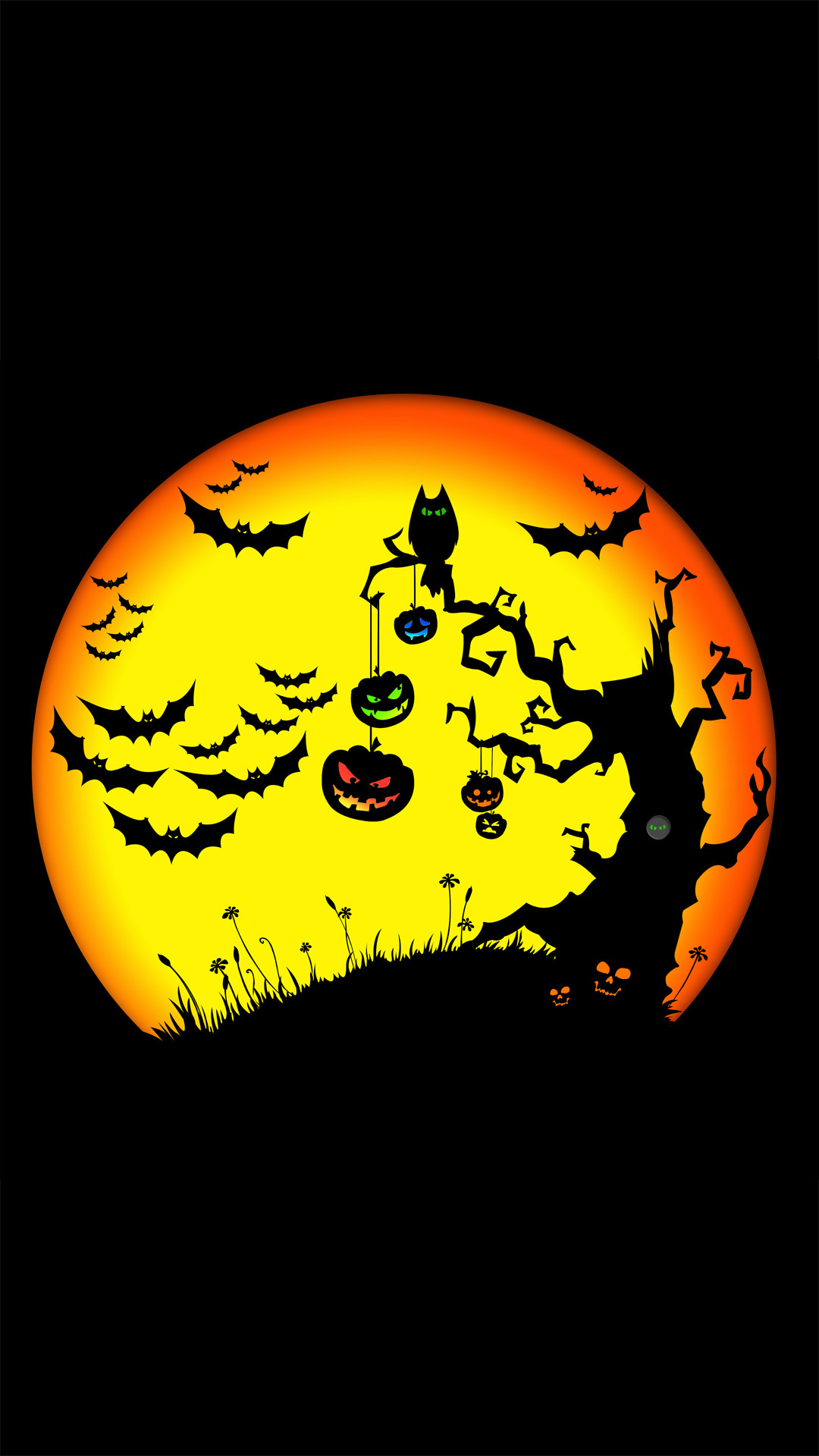 1080x1920 Full Size of Animated Wallpaper Android Halloween For Phones Hd Best Live  Painting ...