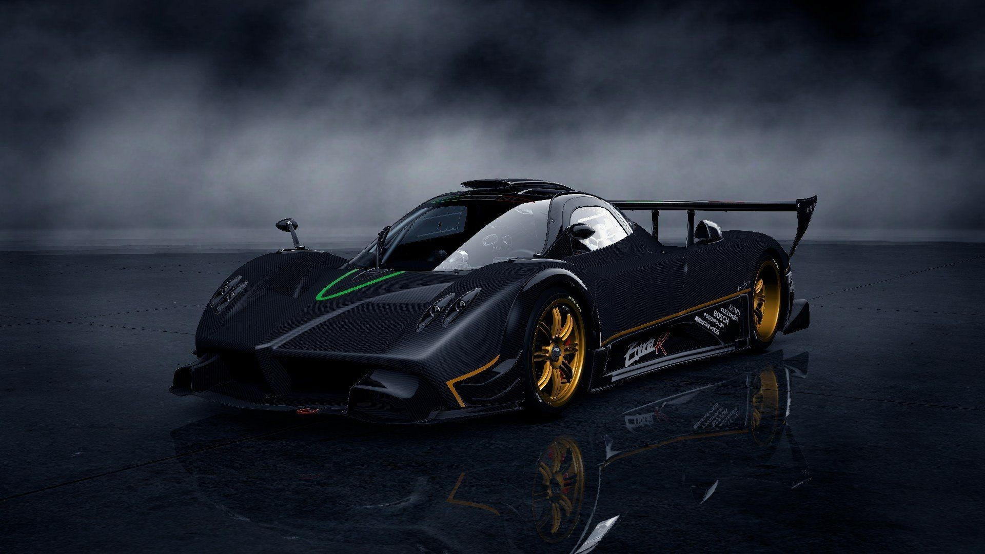 1920x1080 Vehicles Pagani Zonda R wallpapers Desktop Phone Tablet
