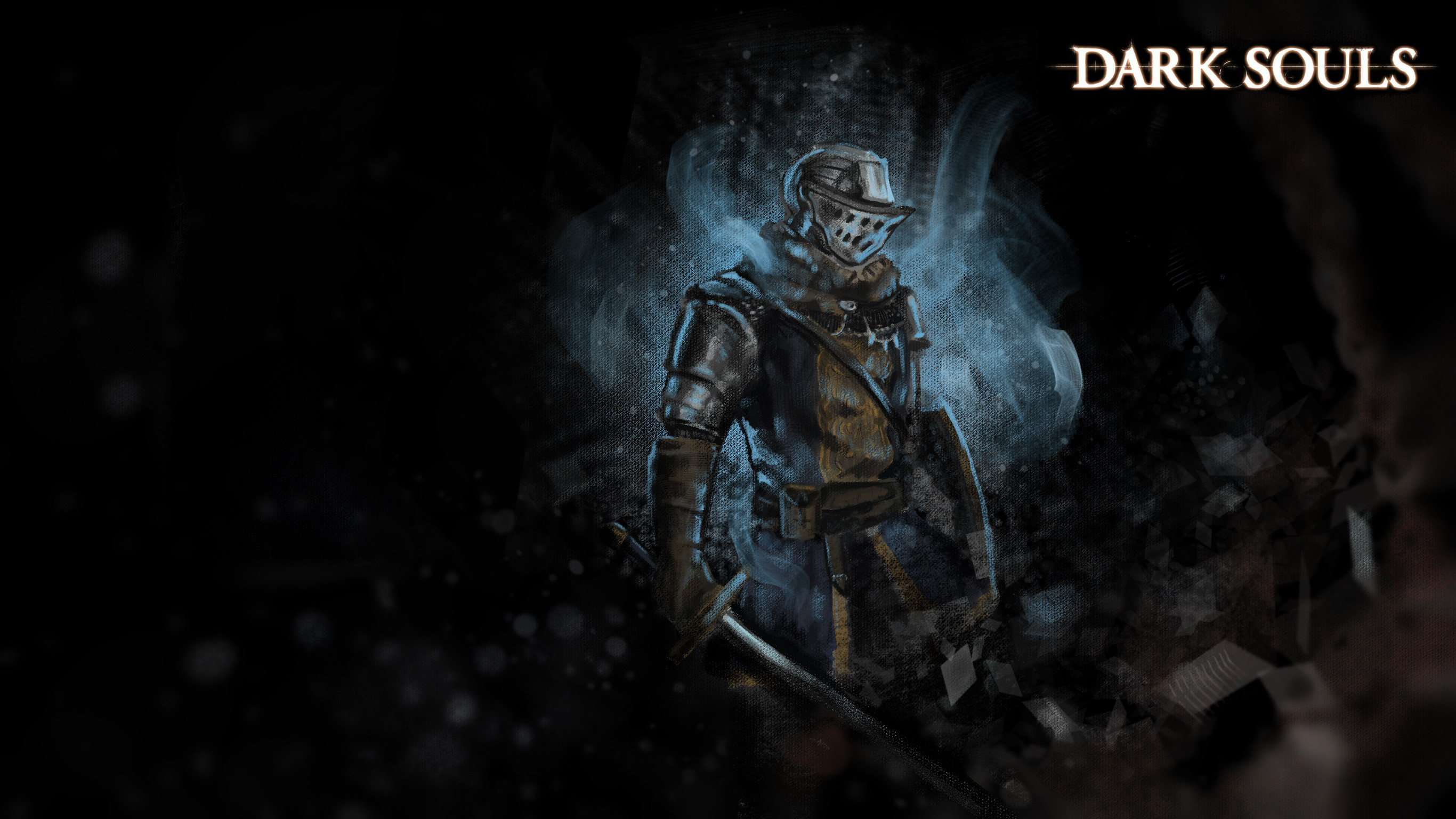 2732x1536 Dark Souls wallpaper by SharkAlpha