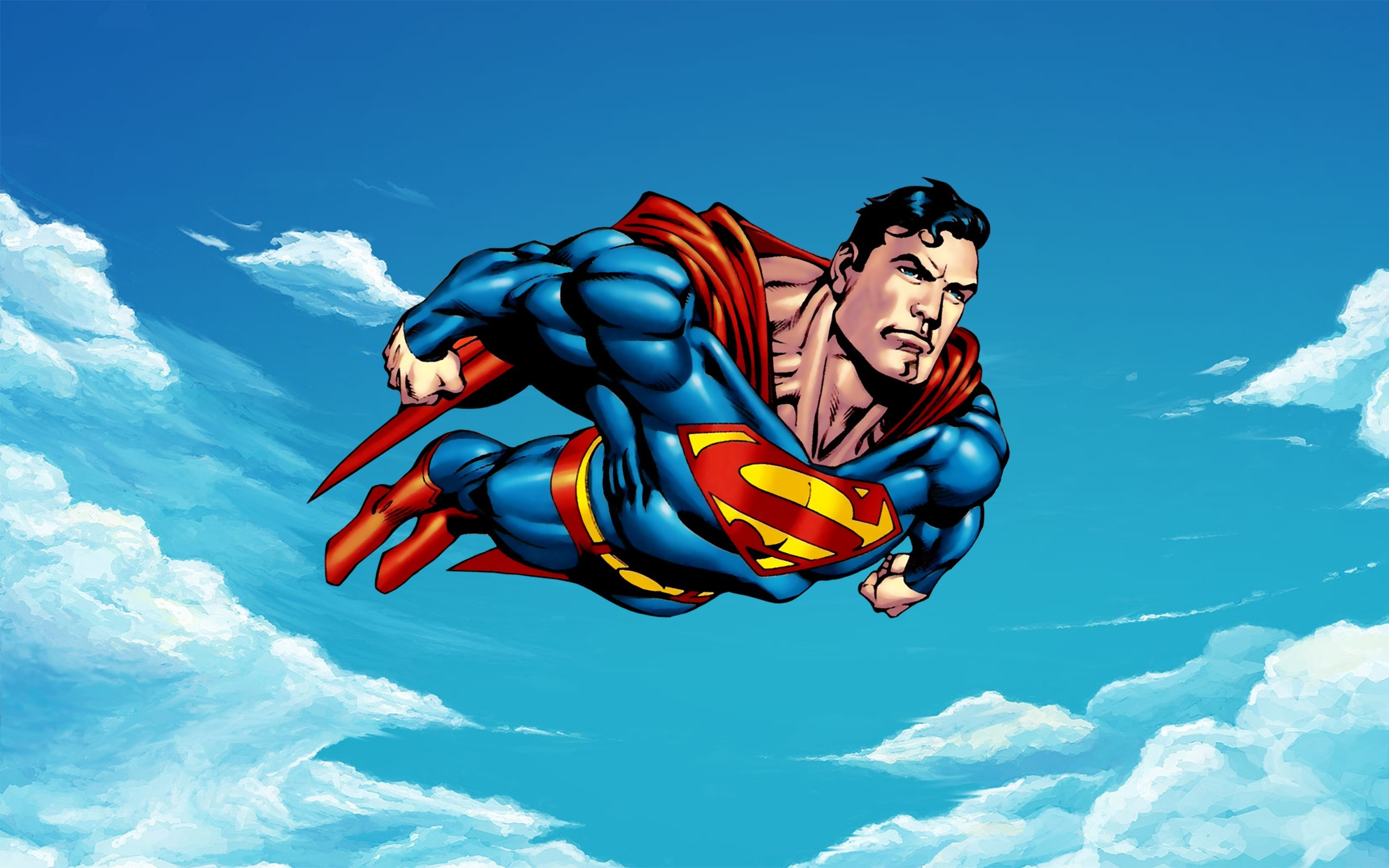 2560x1600 px superman wallpapers for mac desktop by Bailey Murphy