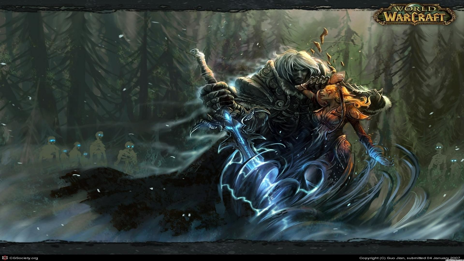 World of Warcraft Wallpapers (76+ images)