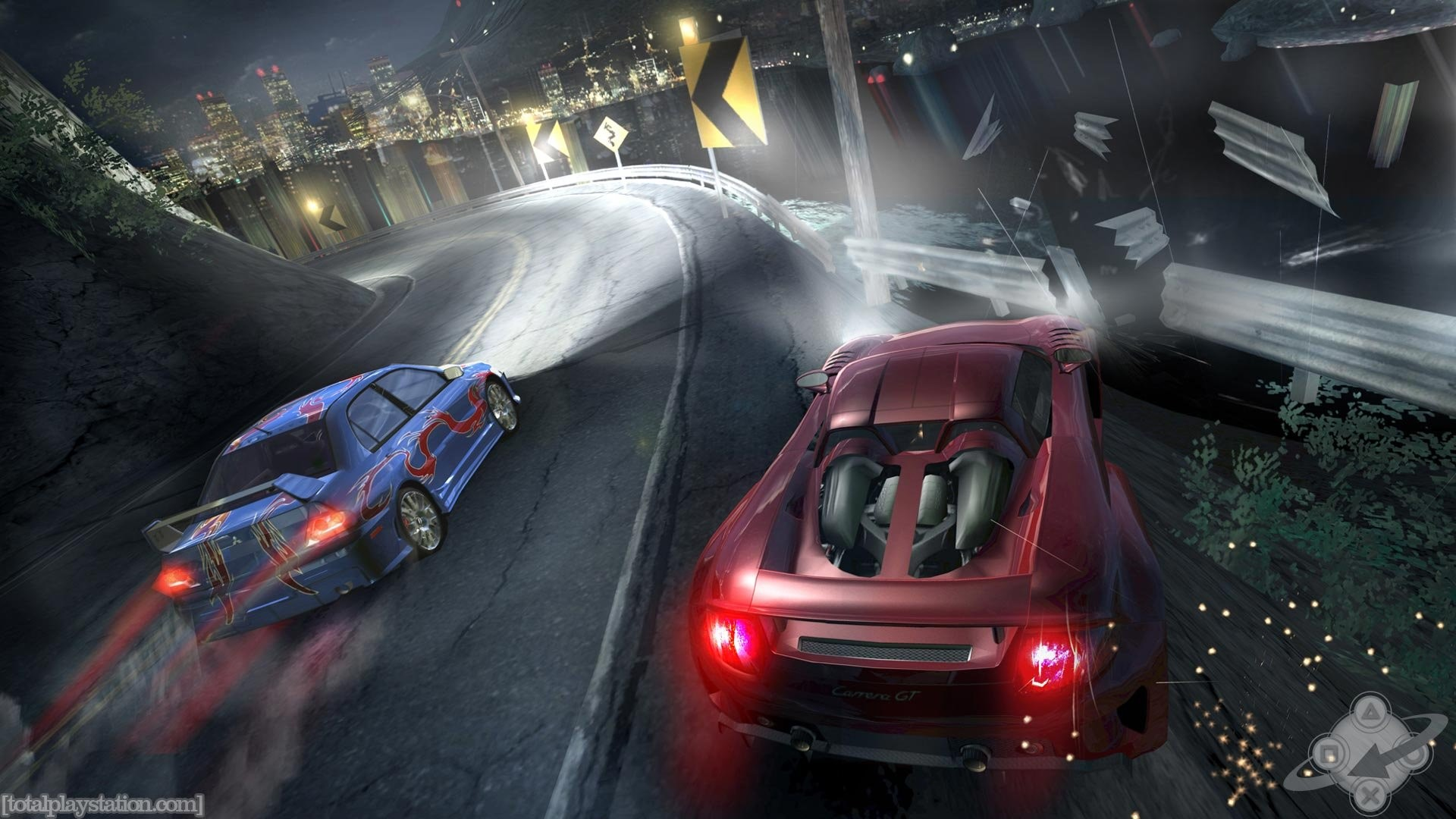 1920x1080 Need For Speed Carbon Collector's Edition