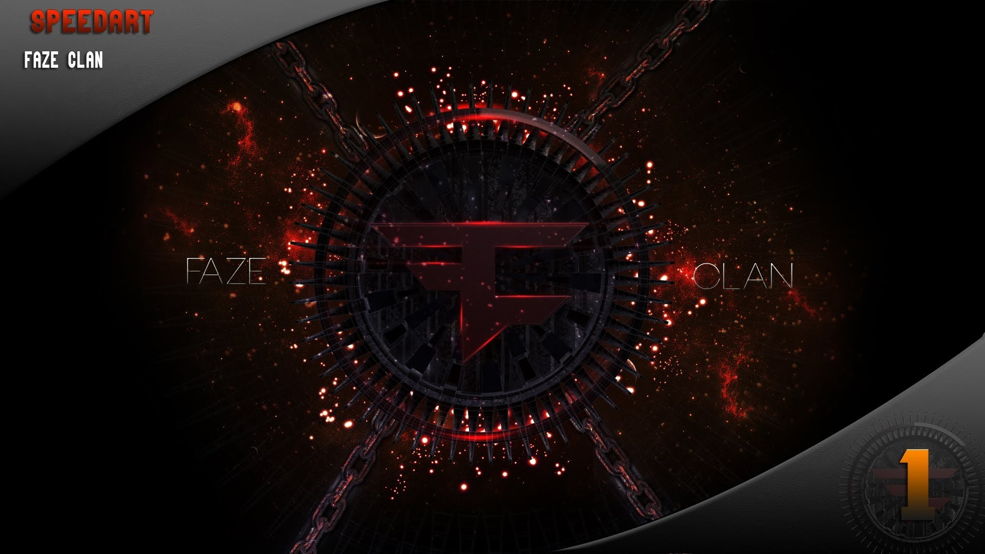 1920x1080 YouTube FaZe Clan submited images.