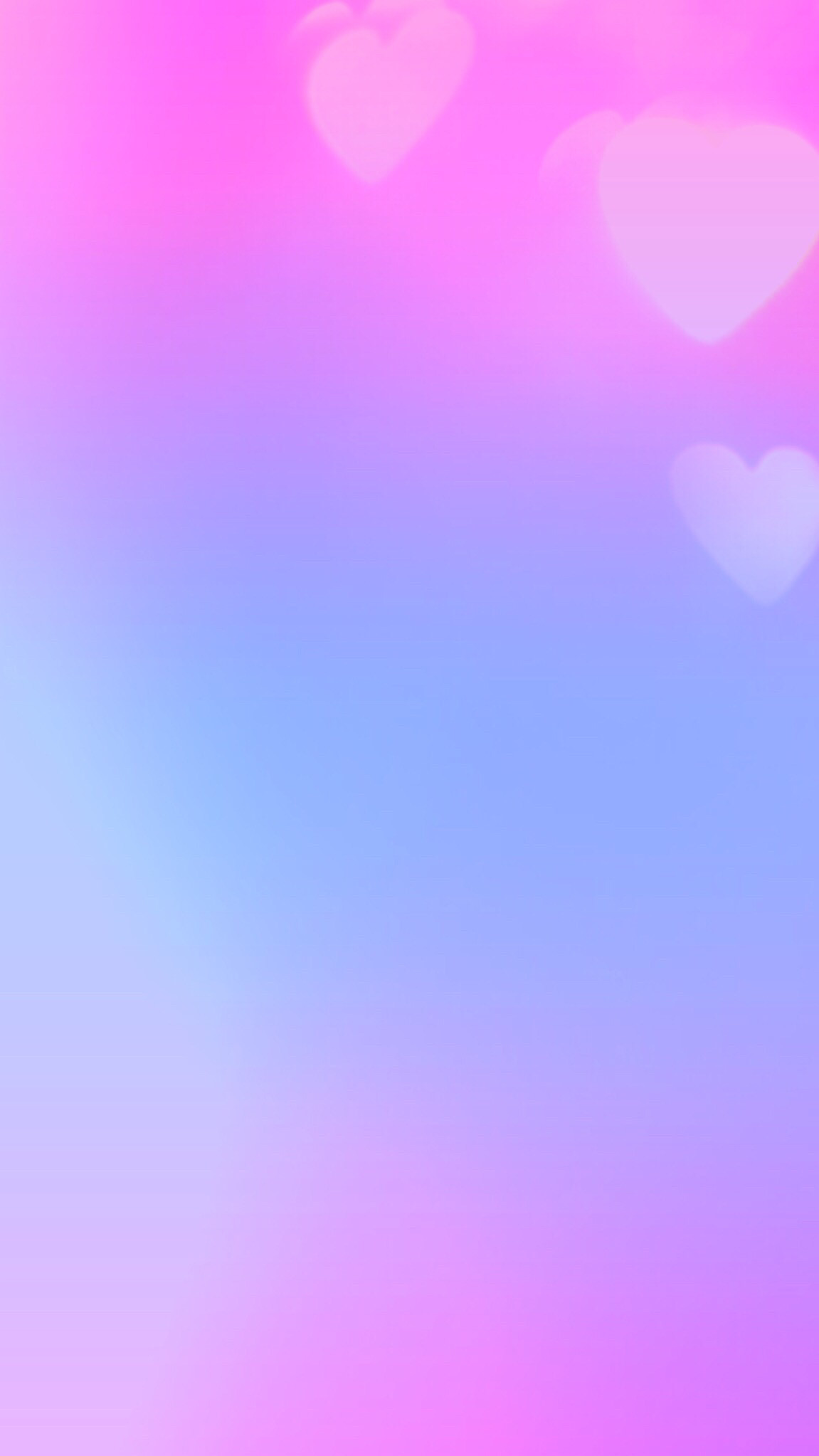 1151x2046 heart, wallpaper, ombre, gradient, iPhone, background, android, pink,