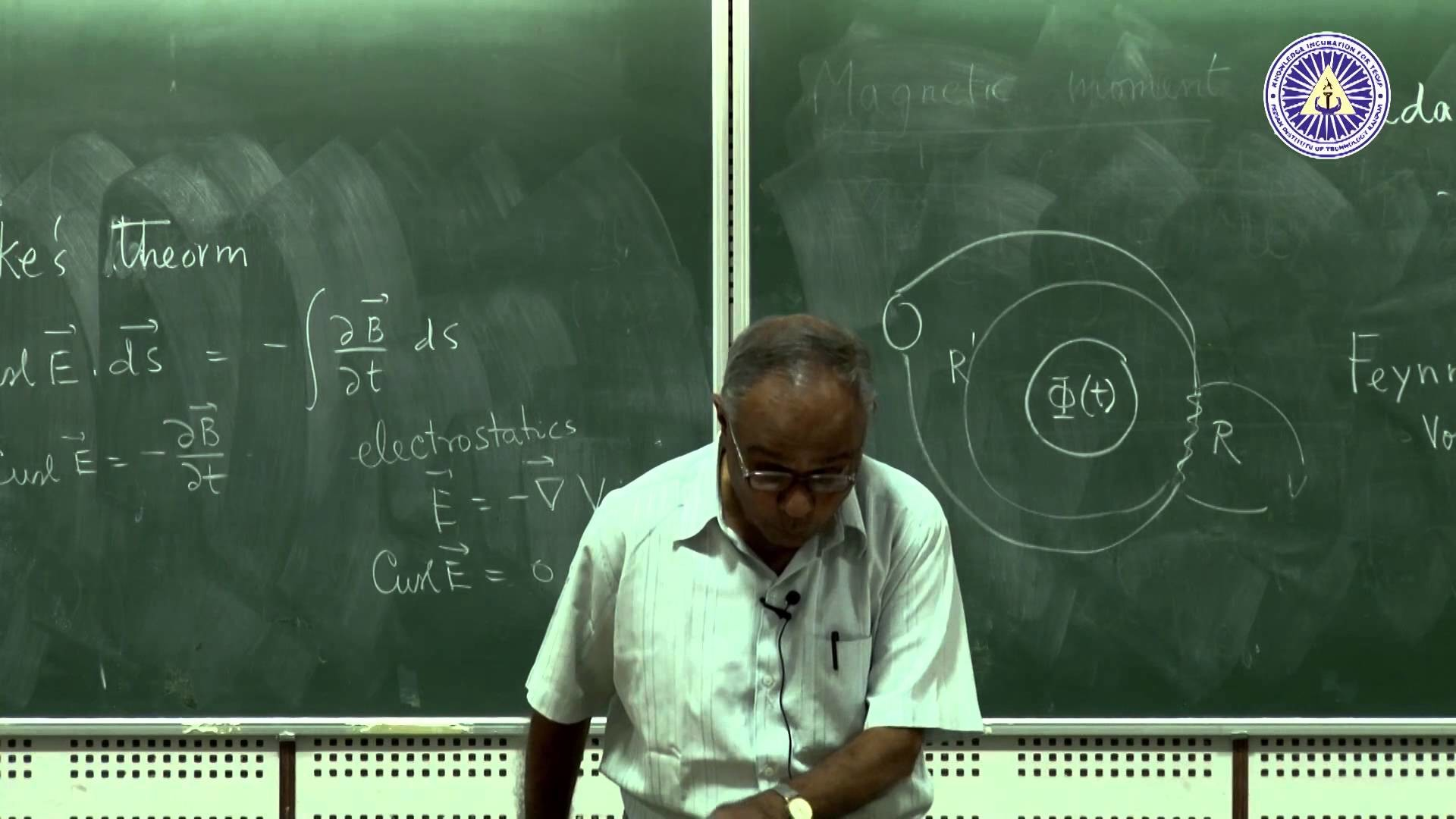 1920x1080 Introduction to Maxwell's equation 4 by H S Mani