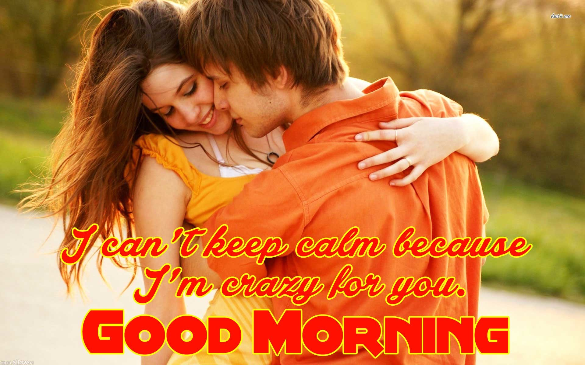 1920x1200 Good Morning Image with Love Couple (18)