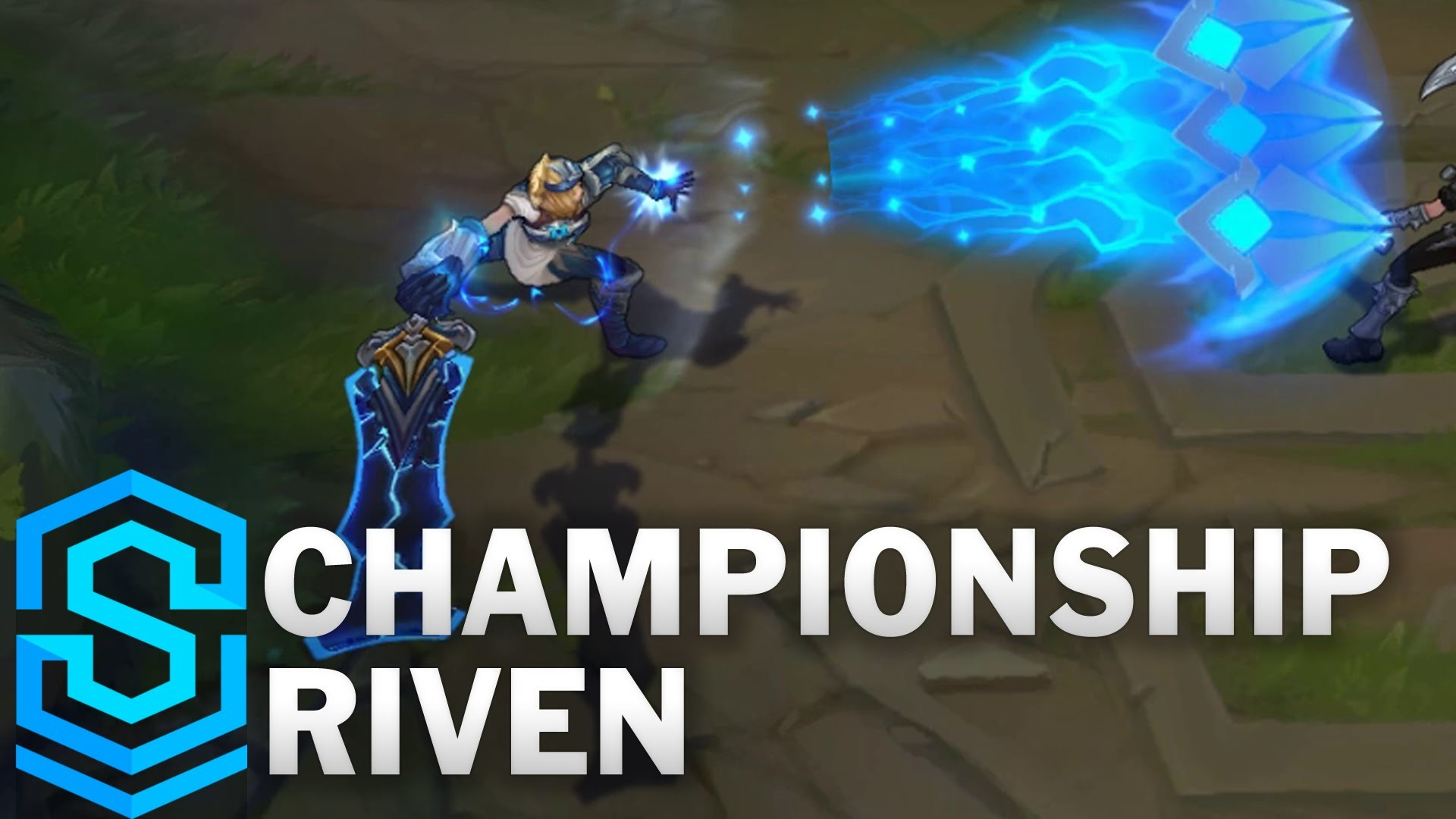1920x1080 Championship Riven Skin Spotlight - Pre-Release - League of Legends -  YouTube