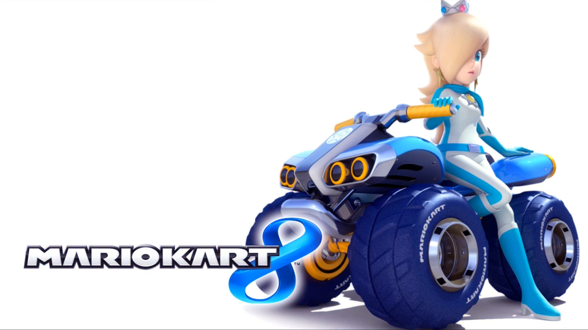 Mario Kart 8 Wallpaper: Mario Kart 8 Rosalina Wallpaper (76+ Images
