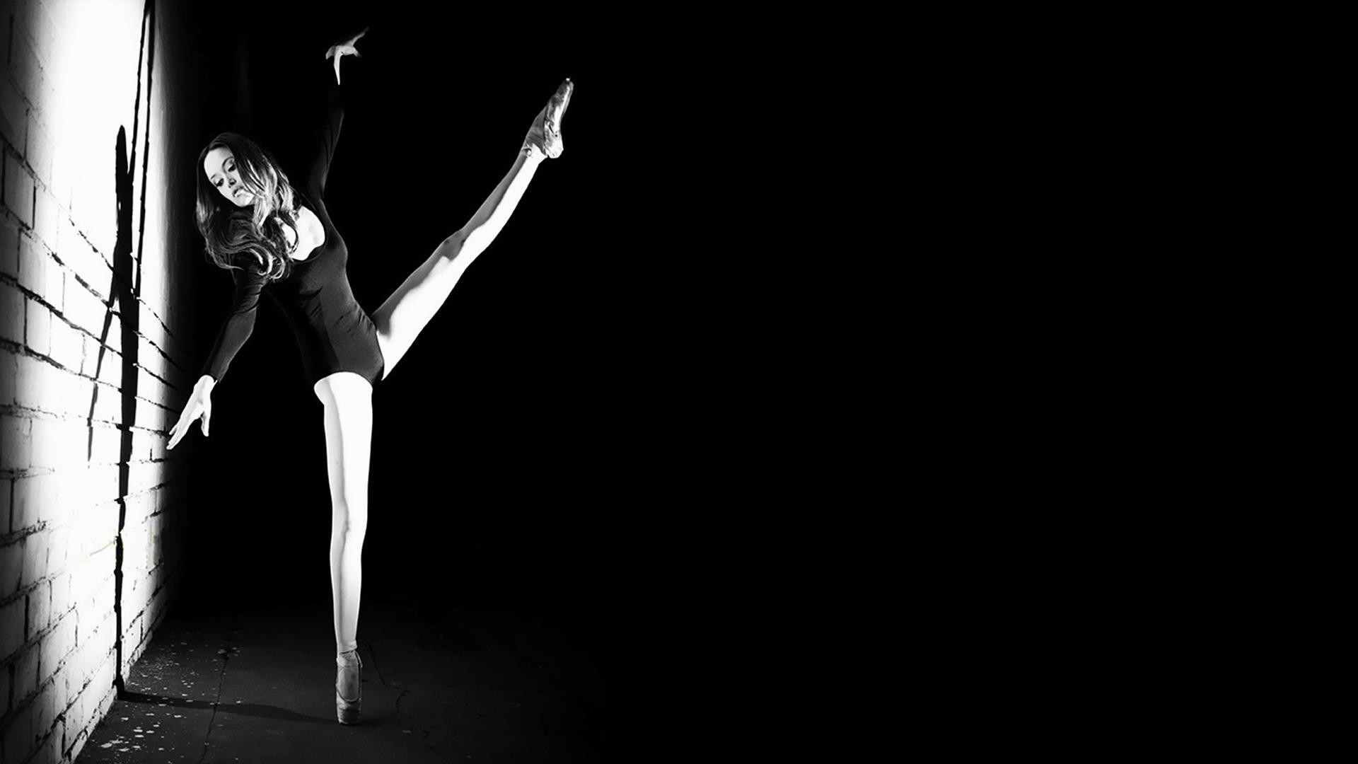 1920x1080 Black And White Ballet Wallpapers Free