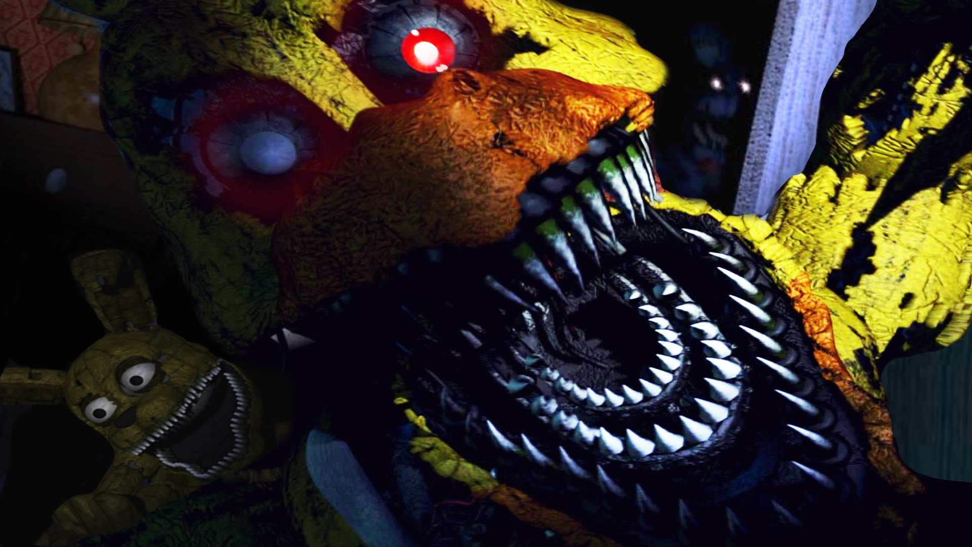 1920x1080 Five Nights at Freddy's 4 -