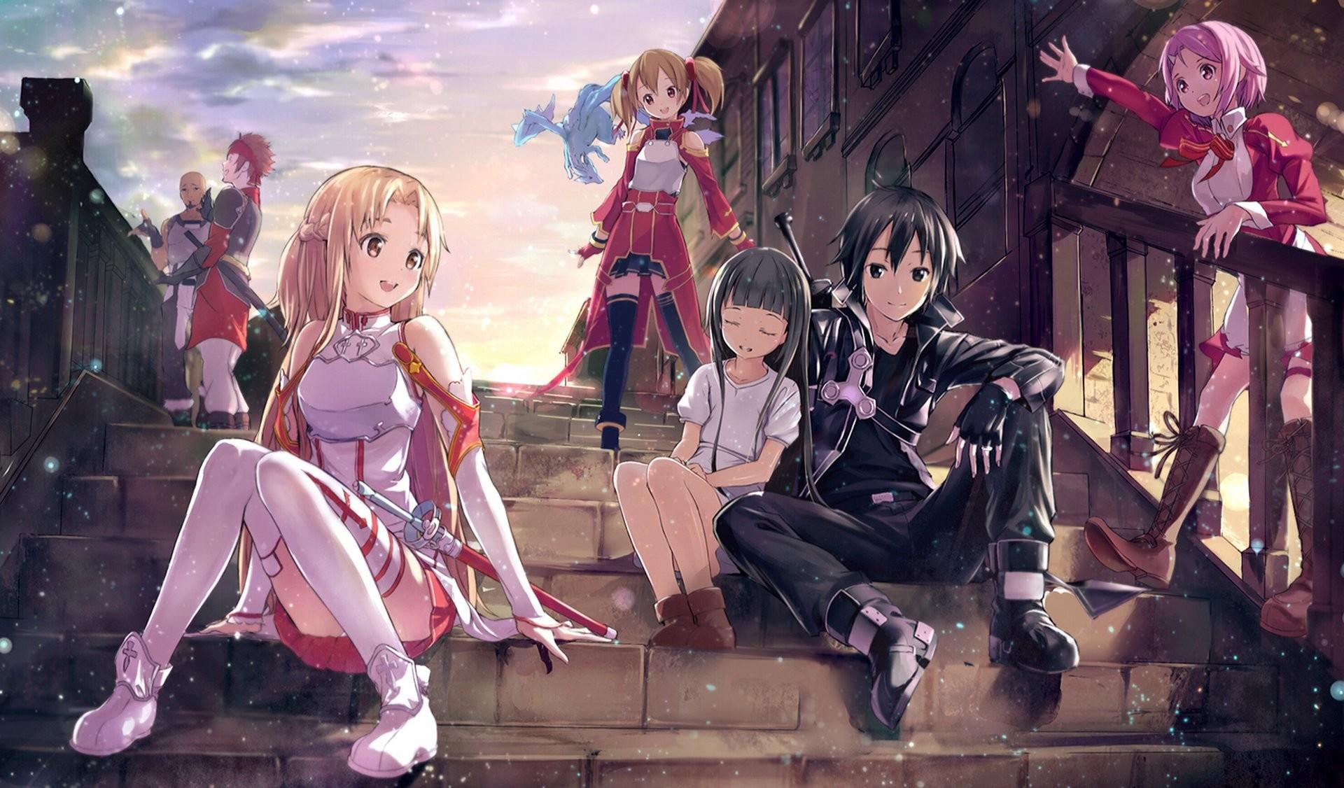 Sword Art Online Iphone Wallpaper 73 Images