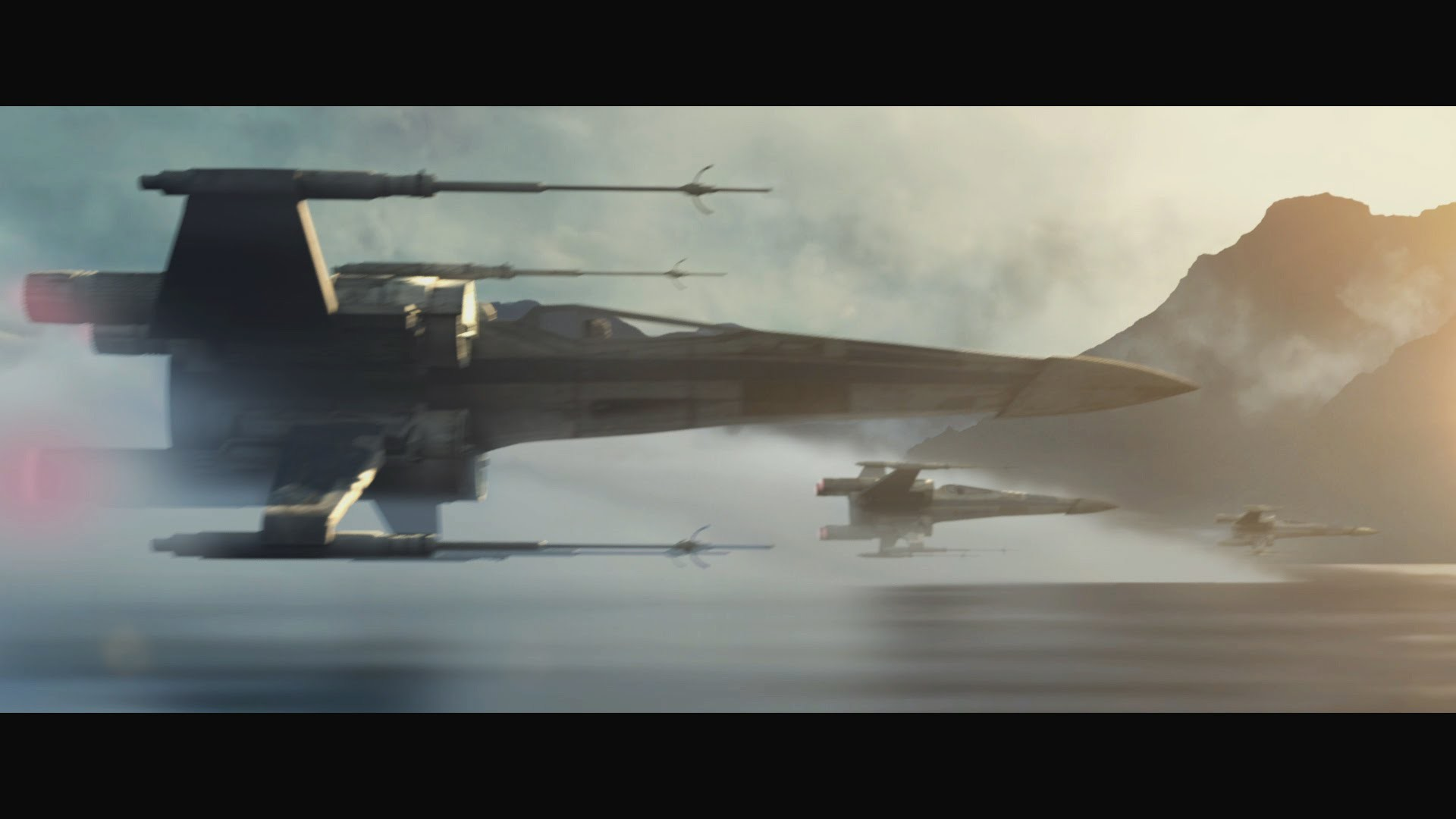 1920x1080 The Force Awakens Teaser Scene Remake / VFX Breakdown (2015) [HD] - YouTube