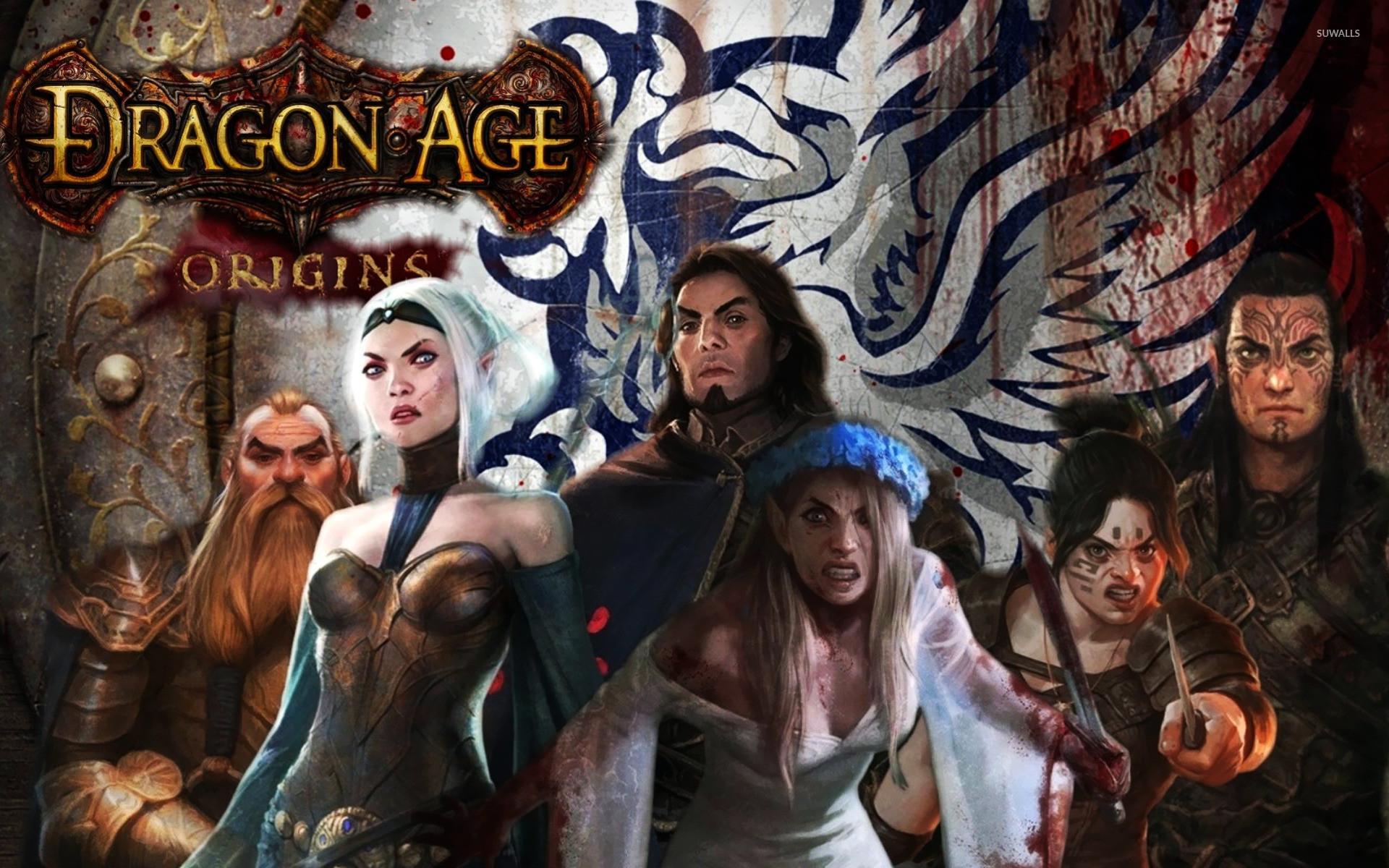 Dragon Age Origins Wallpaper 76 Images