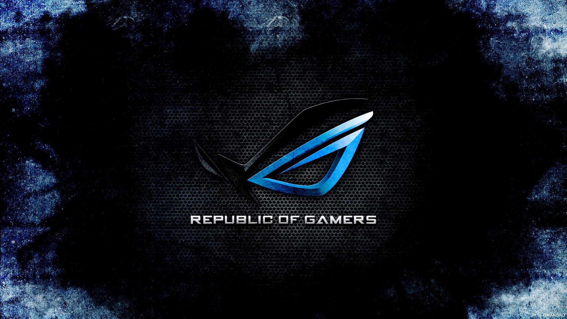 Gaming Wallpaper Hd >> Asus Rog Wallpaper 1920x1080 (89+ images)
