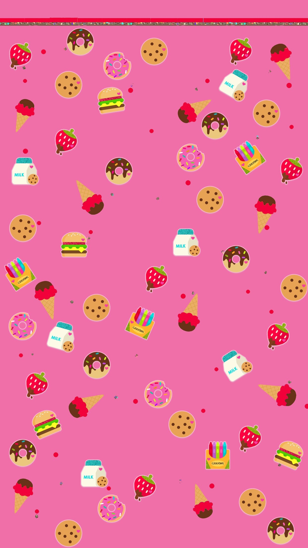 Emoji wallpapers girly 61 images - Cute wallpapers ...