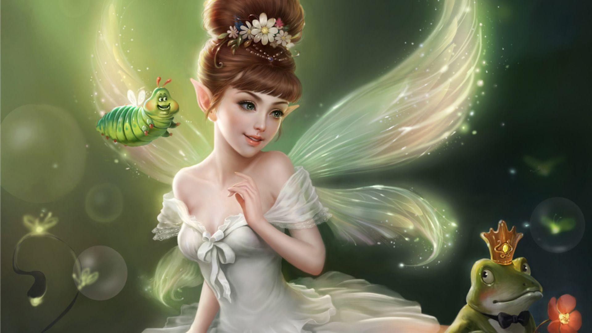 3D Fairy Wallpaper (53+ Images