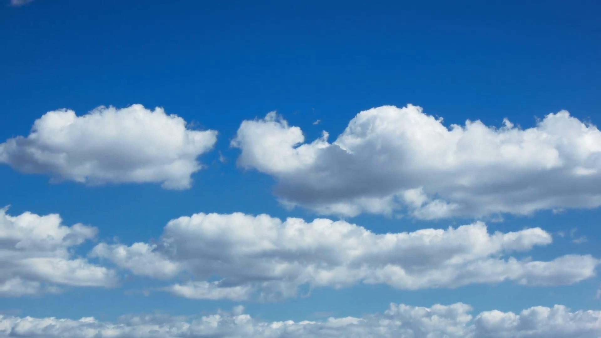 Clouds with blue sky ~ Photos ~ Creative Market  |Light Blue Sky Clouds