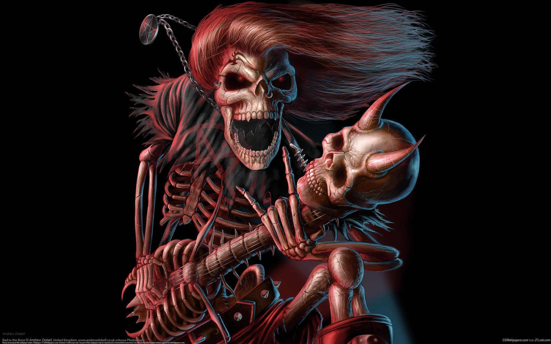 Halloween Skeleton Wallpaper.Scary Skeleton Wallpaper 66 Images