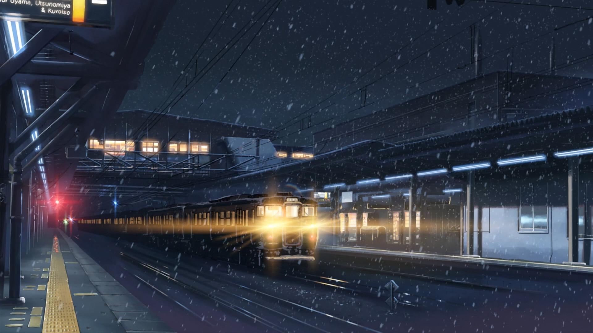 Makoto Shinkai Wallpapers