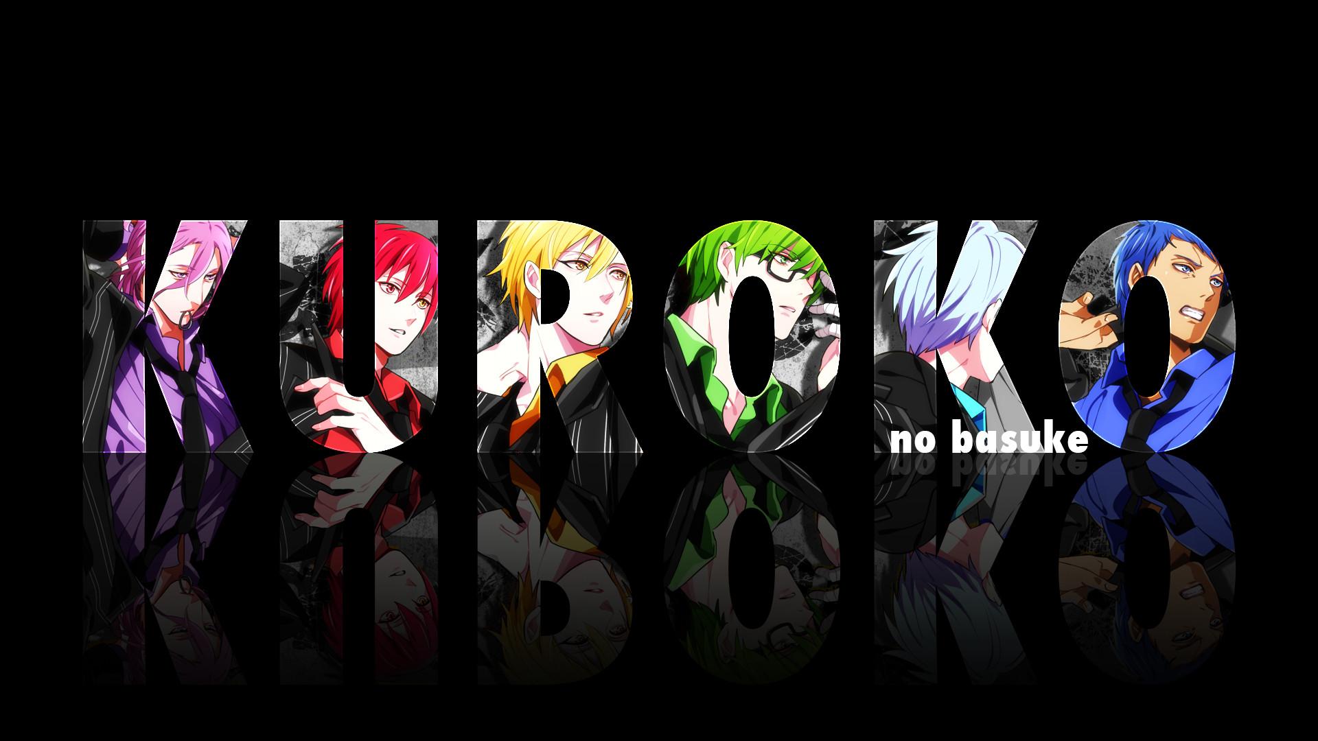 1920x1080 Anime Wallpapers Kuroko No Basuke HD 4K Download For Mobile IPhone PC