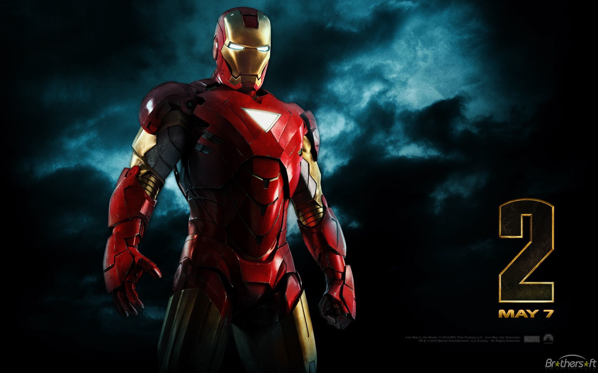 1920x1200 Download Free Iron Man 2 Wallpaper, Iron Man 2 Wallpaper 1.0 Download