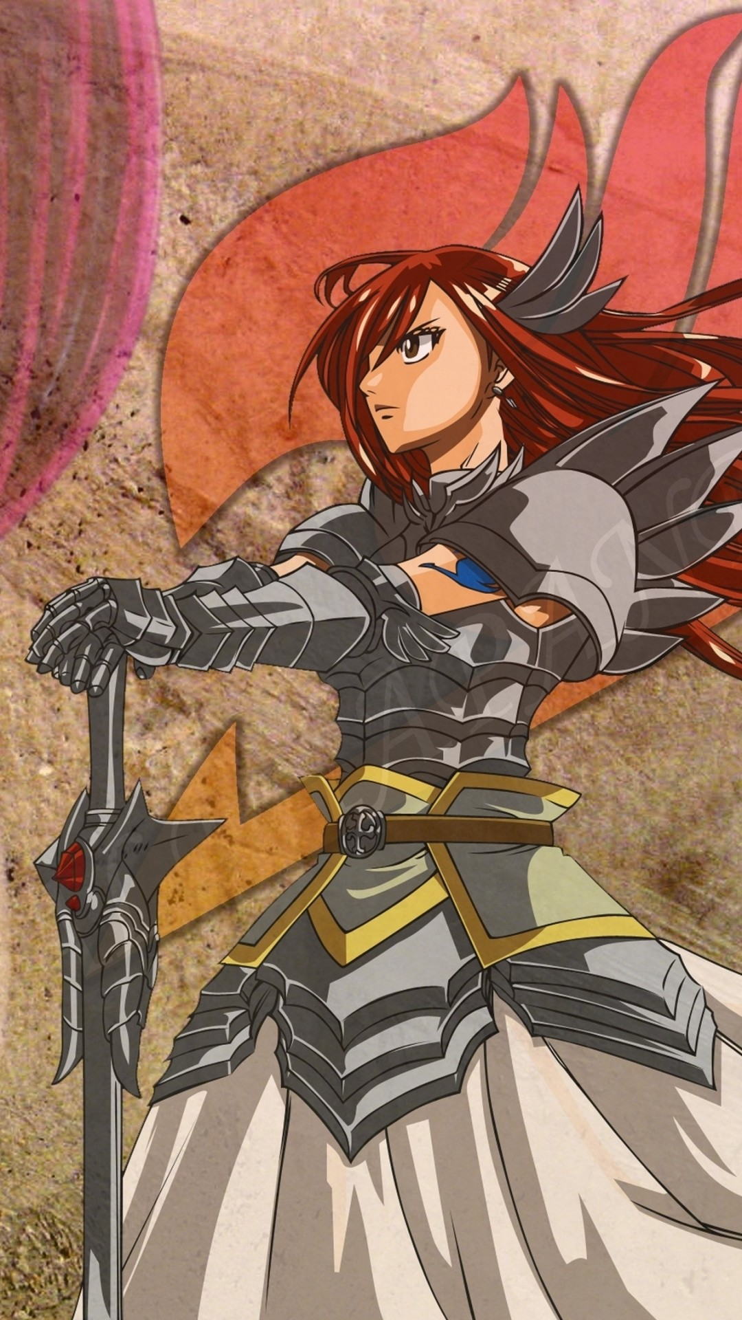 Erza scarlet wallpaper 75 images - Fairy tail erza sexy ...