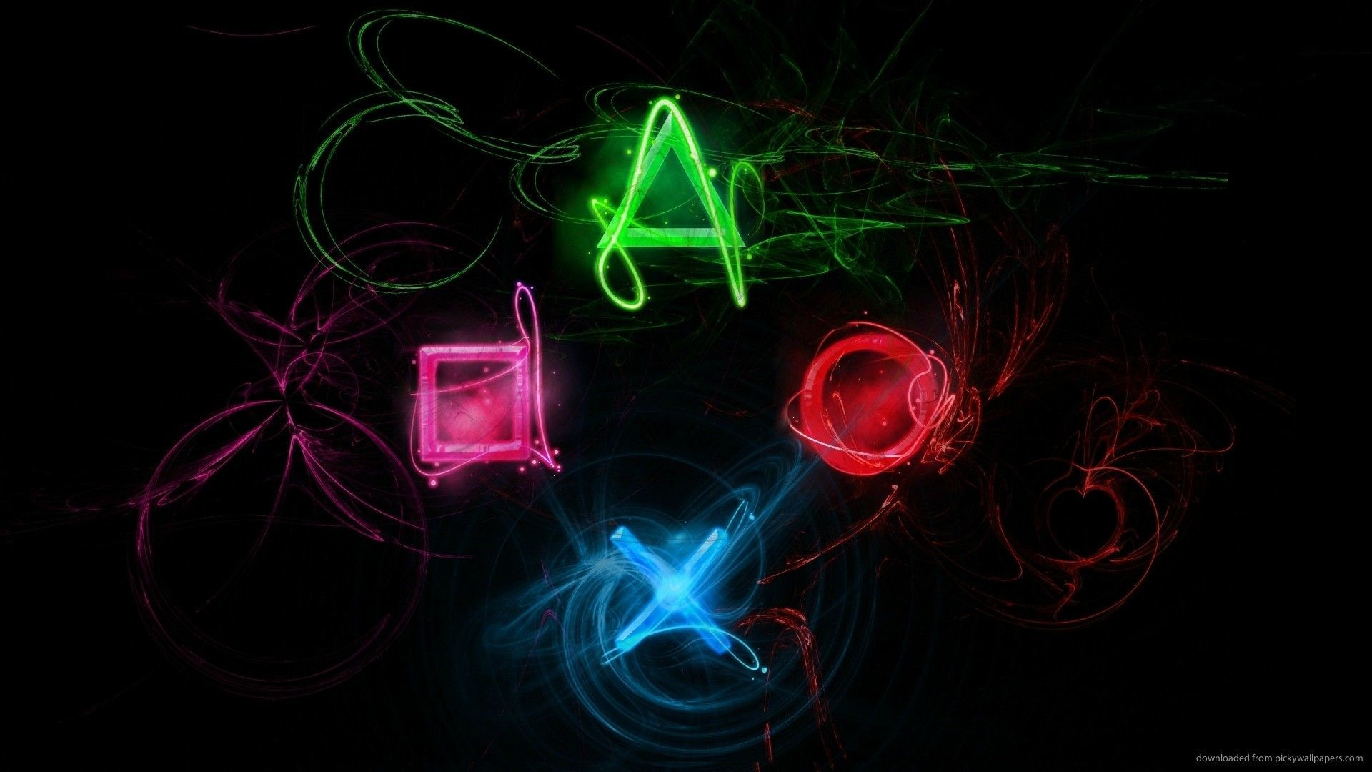 1920x1080 Playstation Controller wallpaper