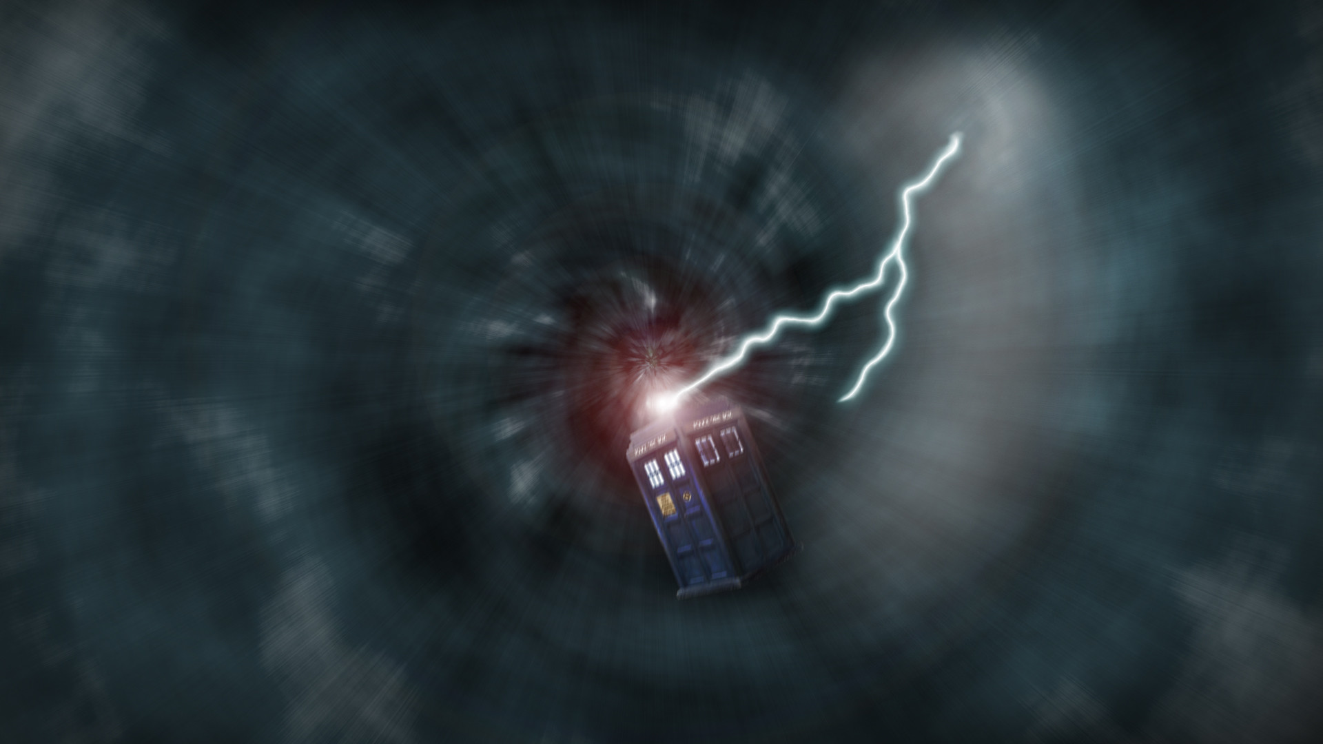 Doctor Who Tardis Desktop Wallpaper (67+ Images