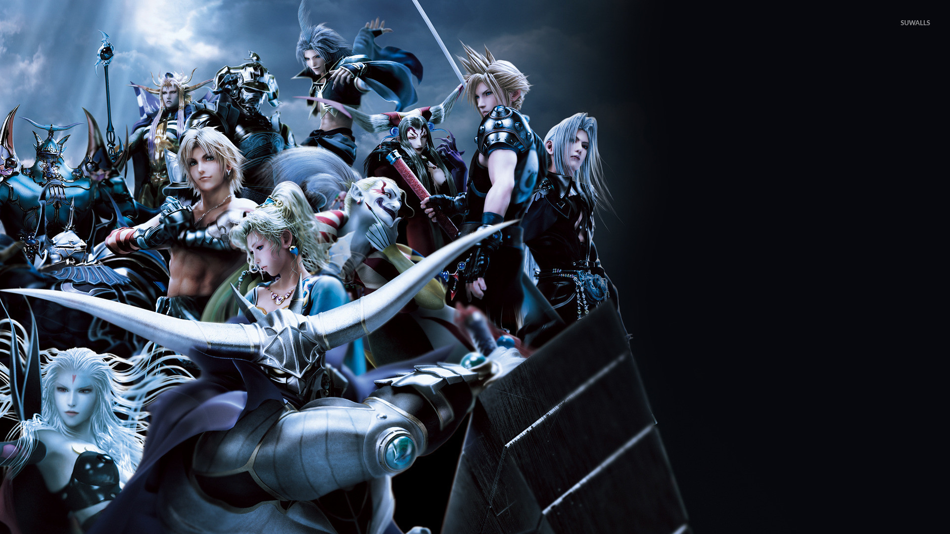 1920x1080 Dissidia Final Fantasy [3] wallpaper