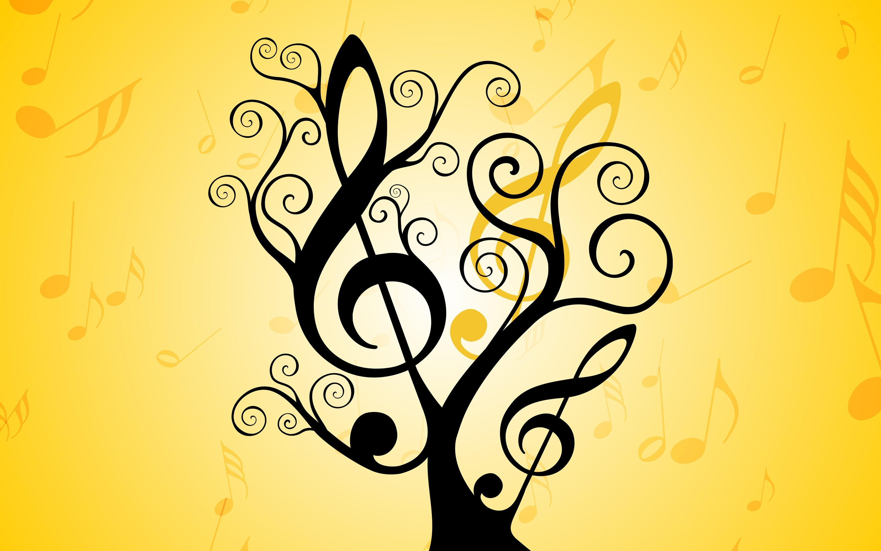 Colorful Music Notes Wallpaper 63 Images