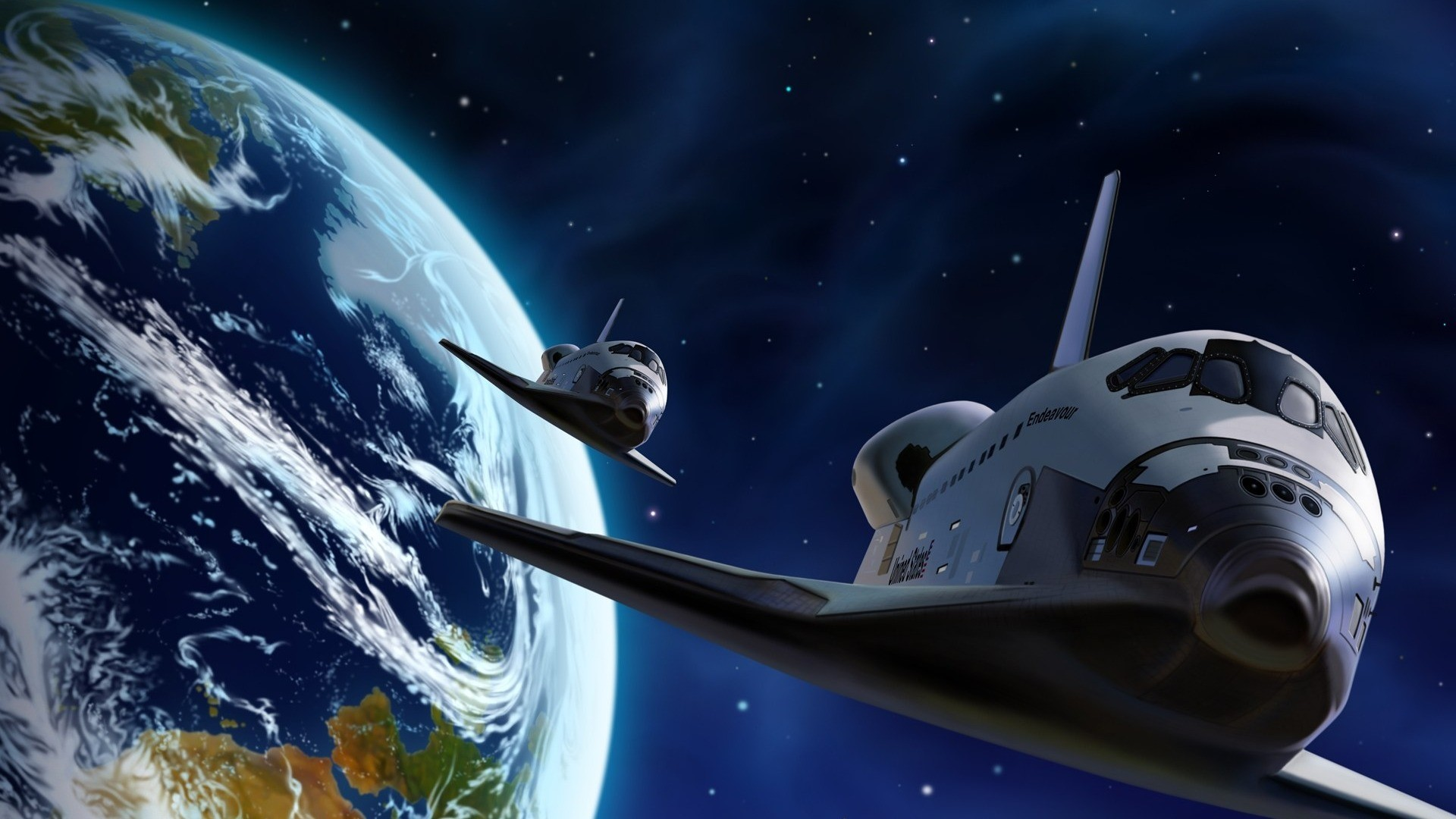 Space Shuttle Wallpaper 1920x1080 73 Images