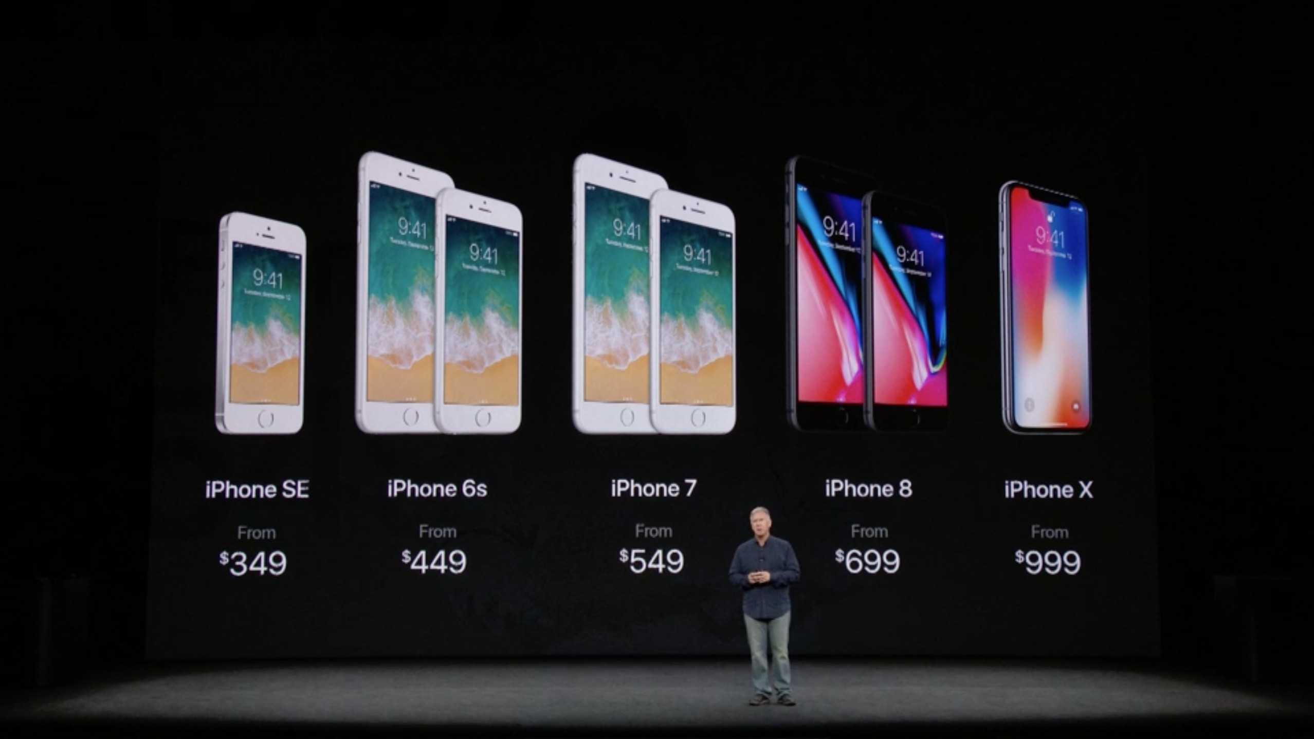 2556x1438 There's a sneaky reason why the new iPhone X costs $999 instead of $1,000