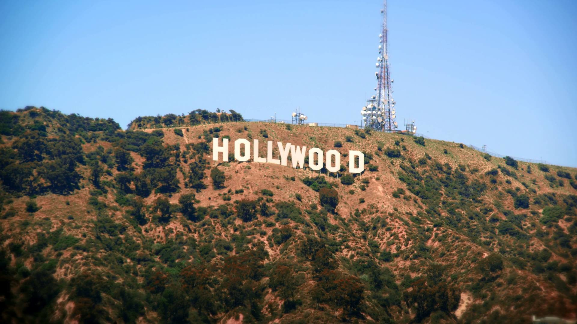 Hollywood Sign Wallpapers (59+ images)